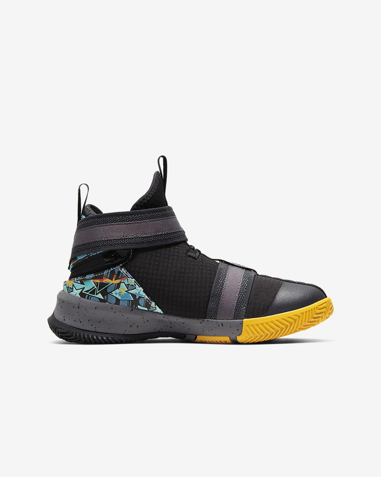 LeBron Soldier 13 FlyEase Zapatillas de baloncesto Niñoa