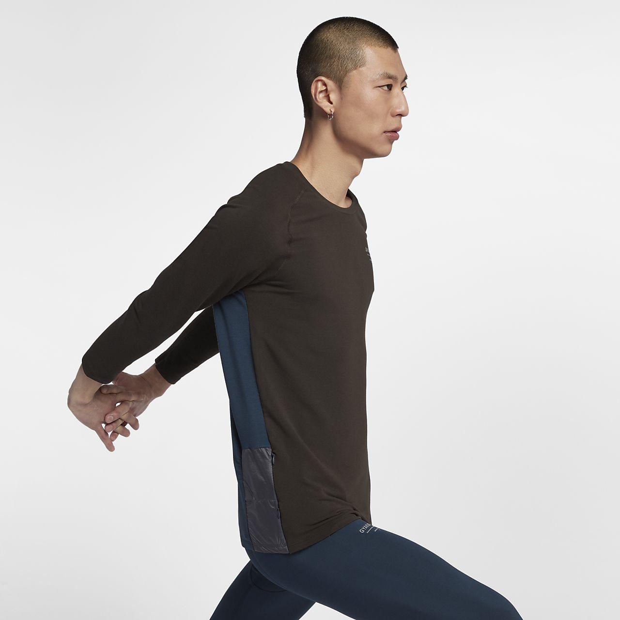 Nike Gyakusou Dri-FIT Men's Long-Sleeve Top