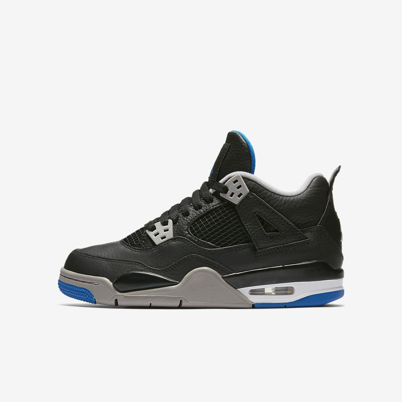 Air Jordan 4 Retro Older Kids  (Boys ) Shoe. Nike.com ID ed7fb7d86fe4