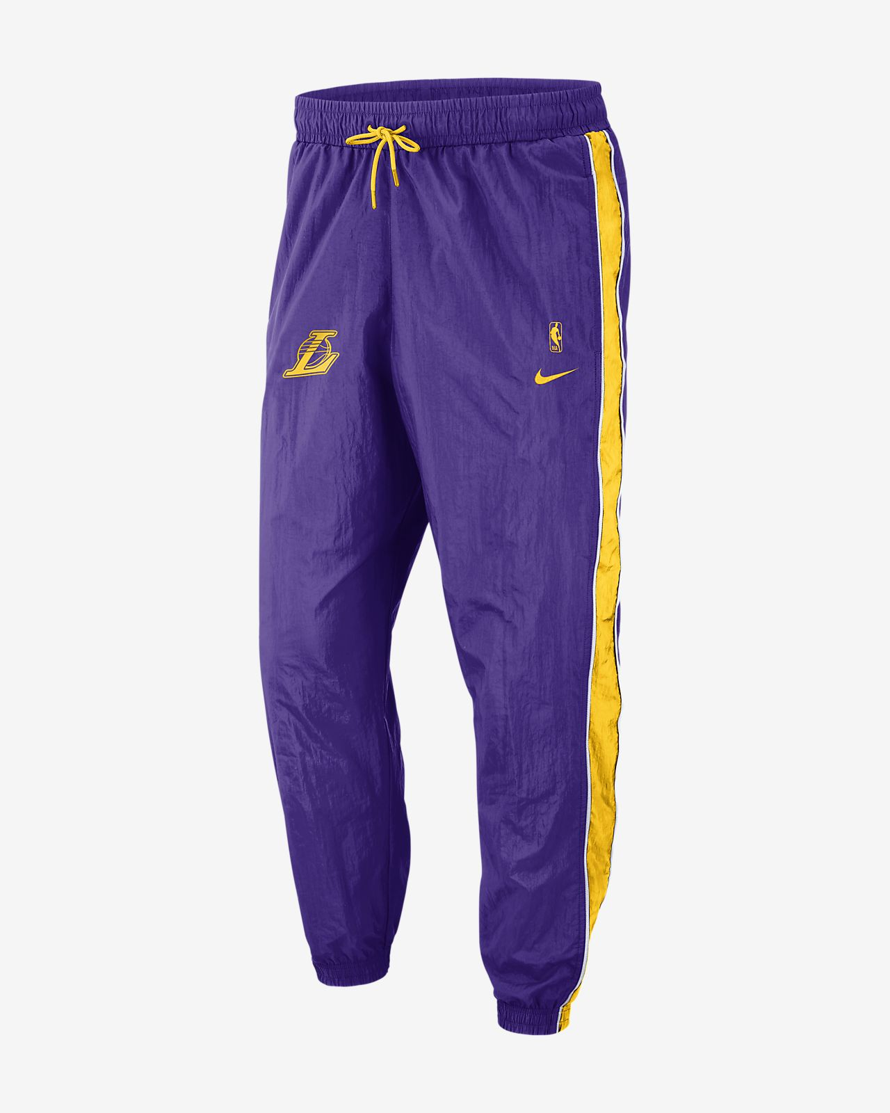 4bfd44ae7098 Los Angeles Lakers Nike Men s NBA Tracksuit Pants. Nike.com