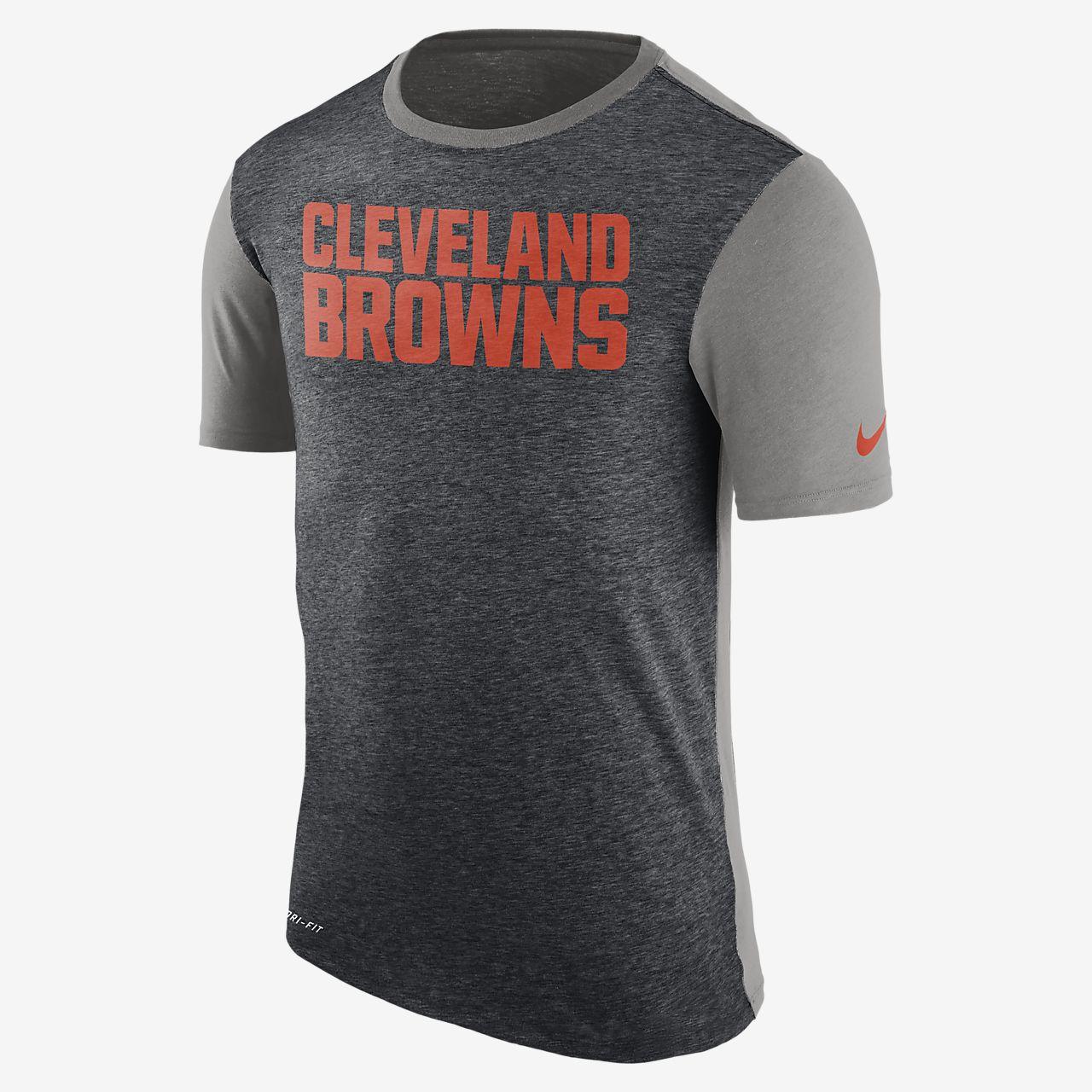 Nike Tee-shirt Dry Color Dip (NFL Browns) pour Homme Sites De Dédouanement SVStPQqnhx