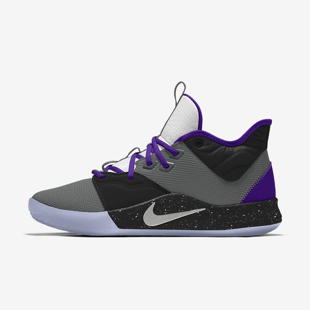 PG 3 By You Custom Basketball Shoe