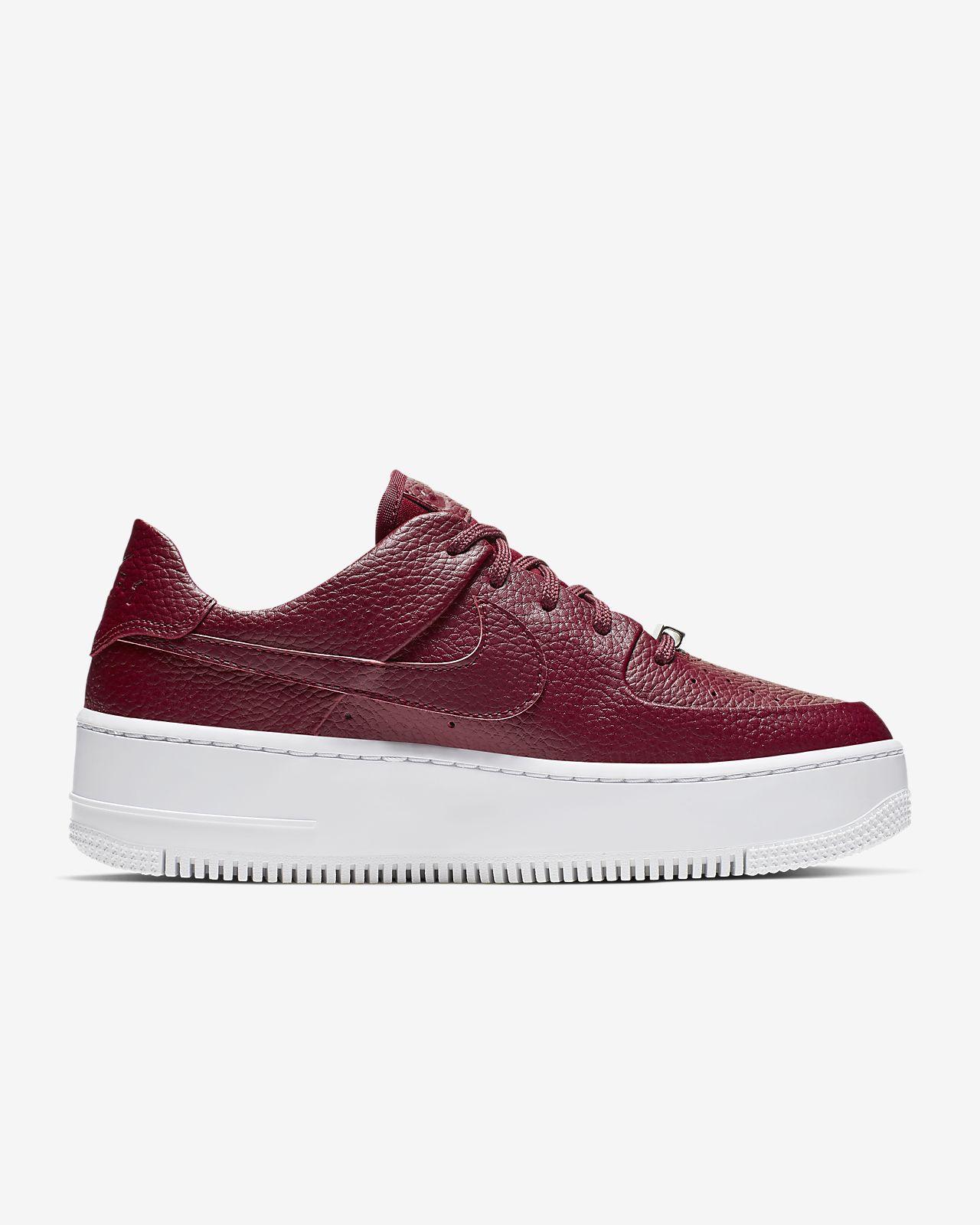 1ea1f5d3b3b Nike Air Force 1 Sage Low Women's Shoe