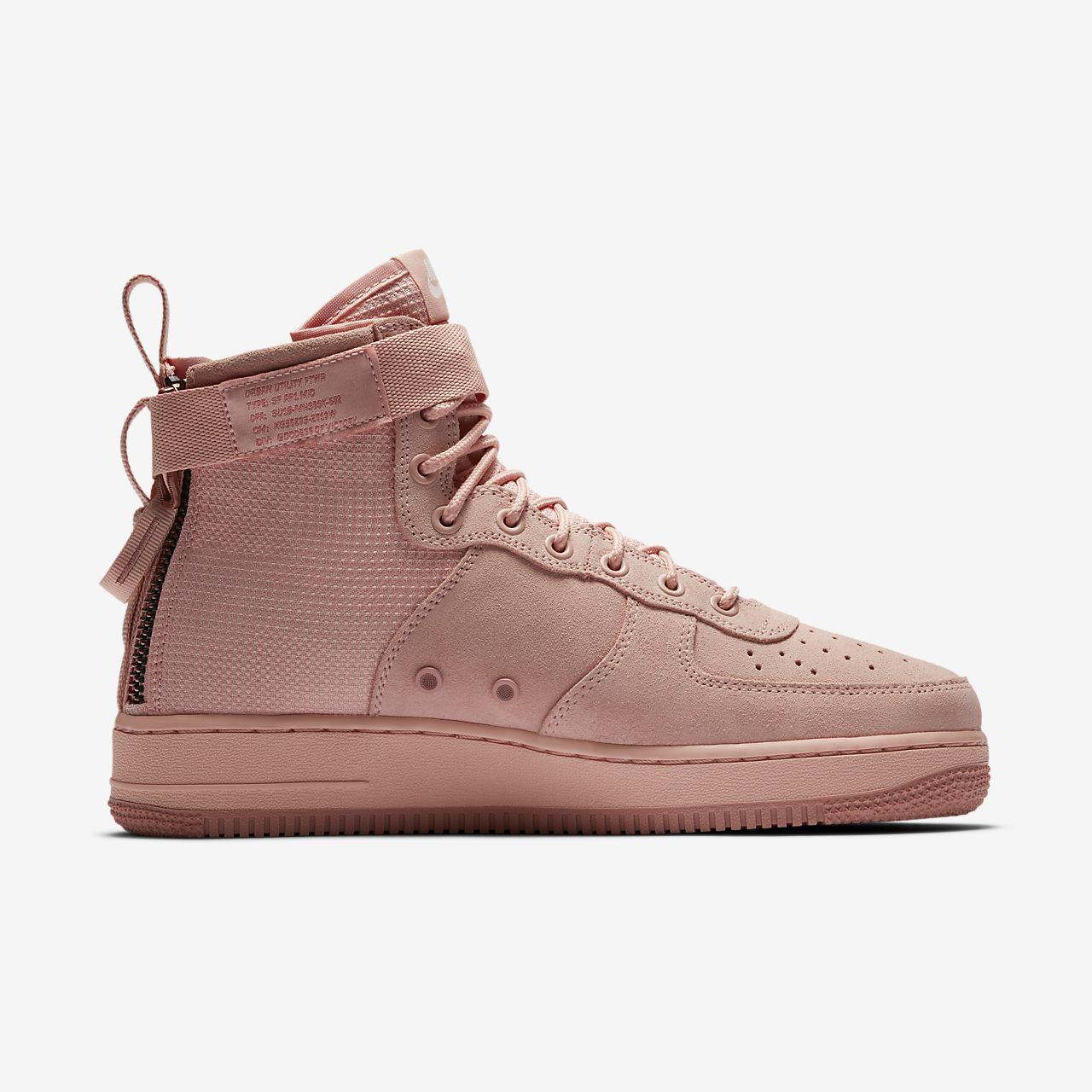 Sf Air Force 1 Chaussures En Daim Nike NNQPl5