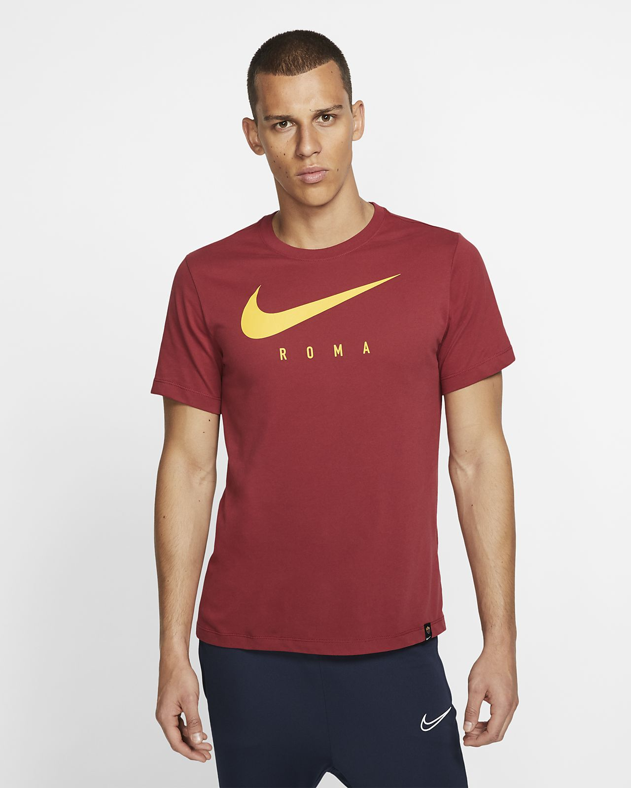 Nike Dri-FIT A.S. Roma Men's Football T-Shirt