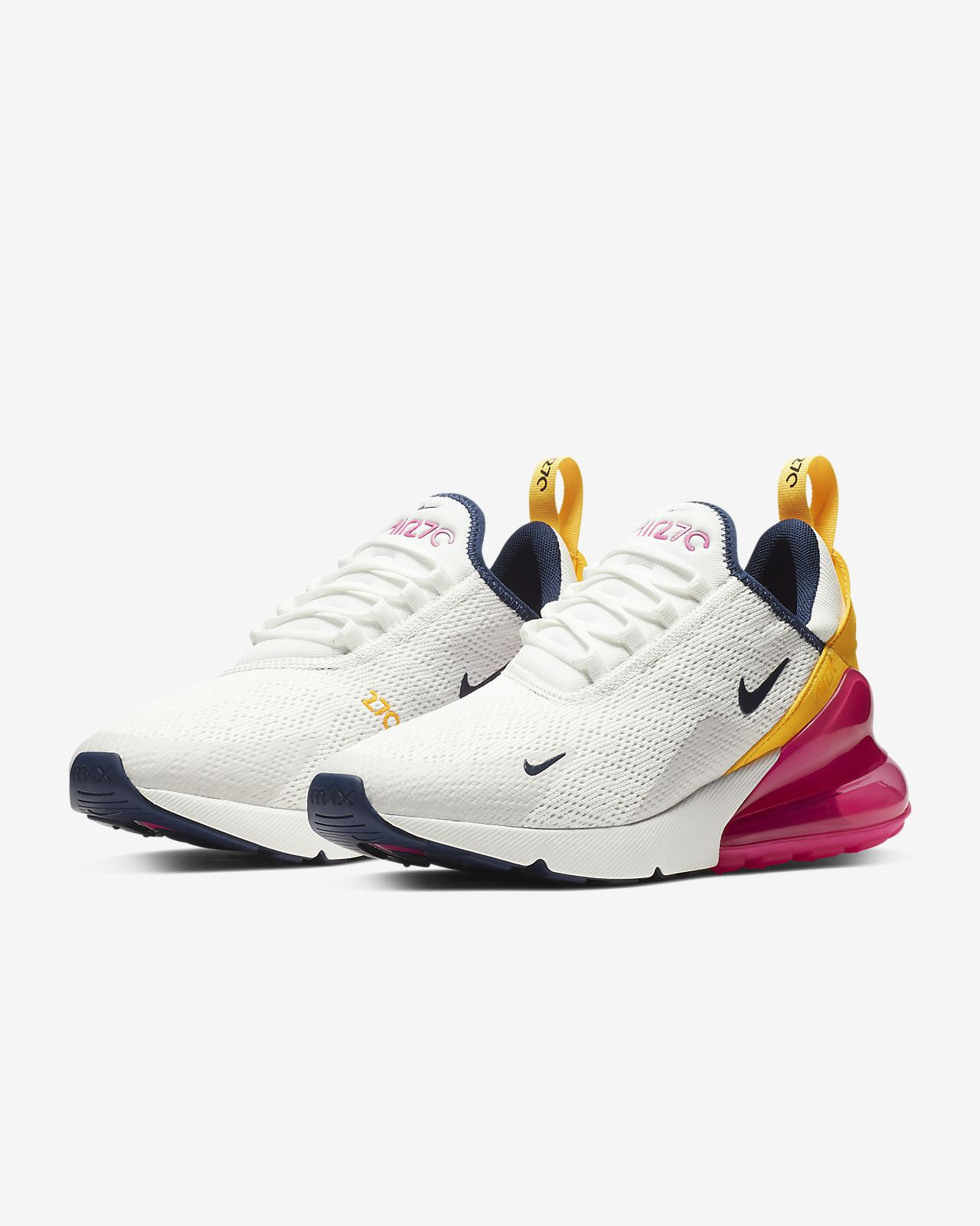 new product 17a64 b2fb2 ... Nike Air Max 270 Premium Womens Shoe
