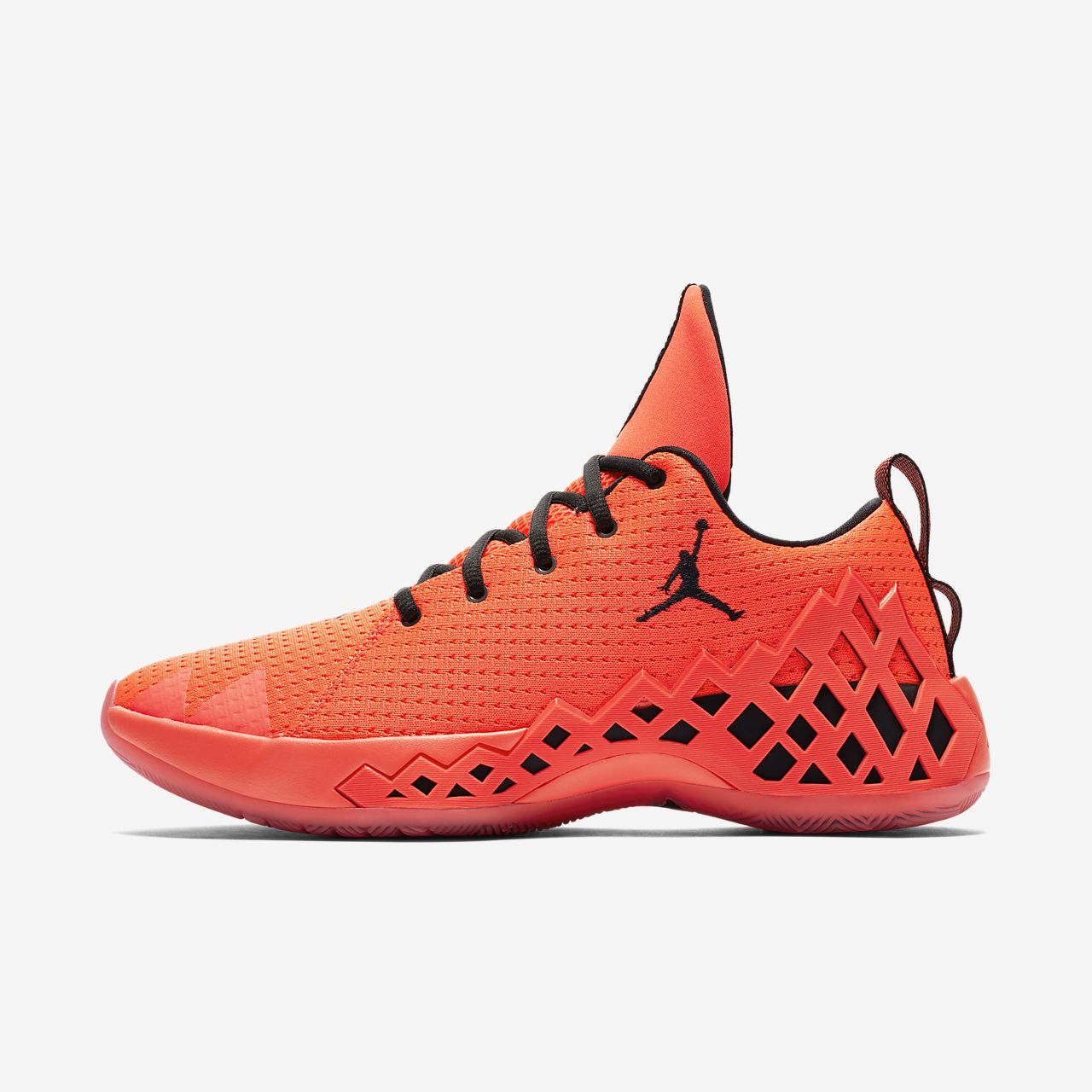 Jordan Jumpman Diamond Low Basketball Shoe