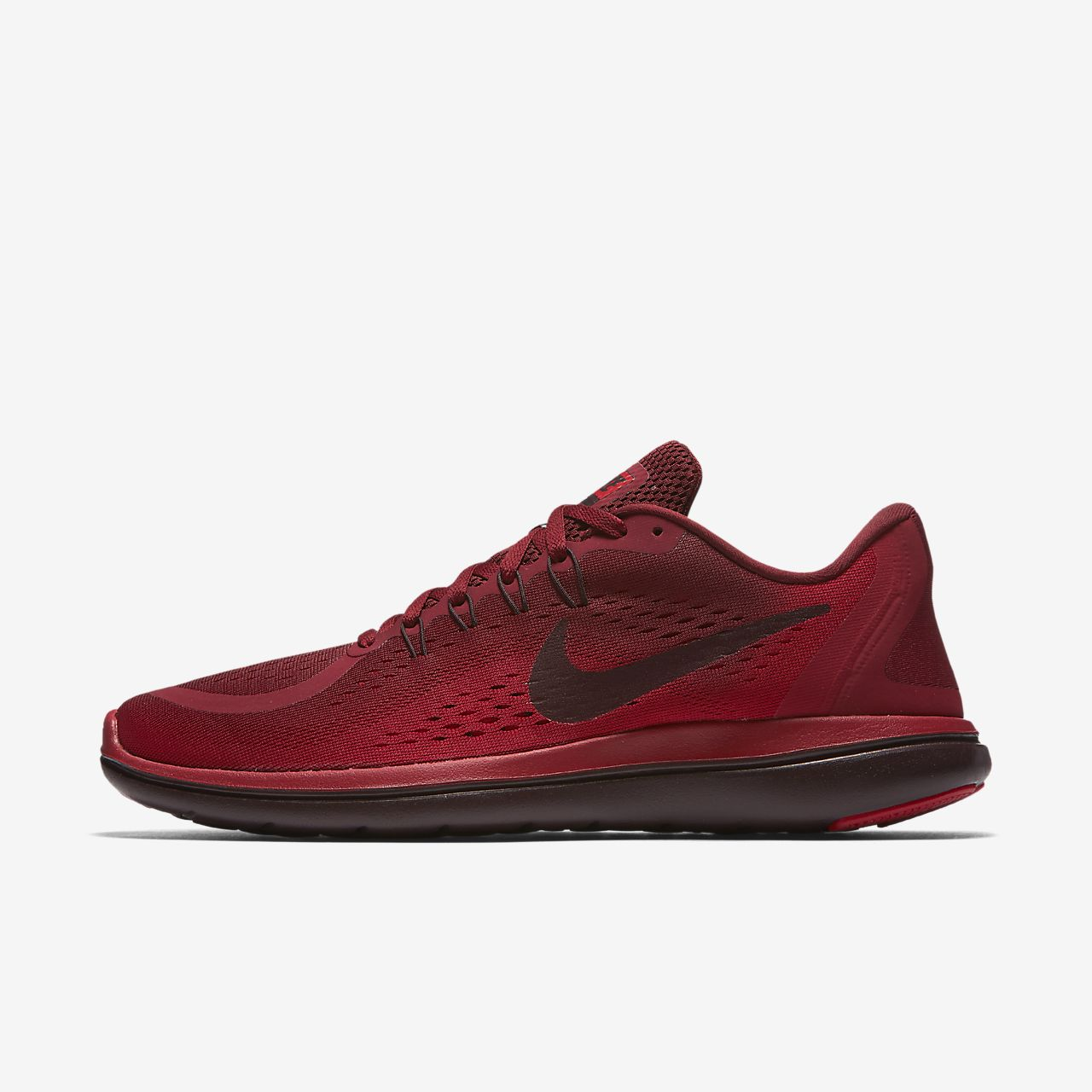 nike running shoes red. nike flex 2017 rn men\u0027s running shoe shoes red