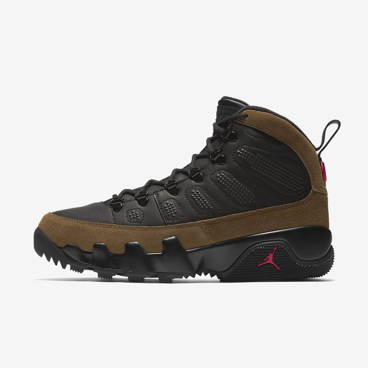 nike air jordan retro 9 nrg boots for girls