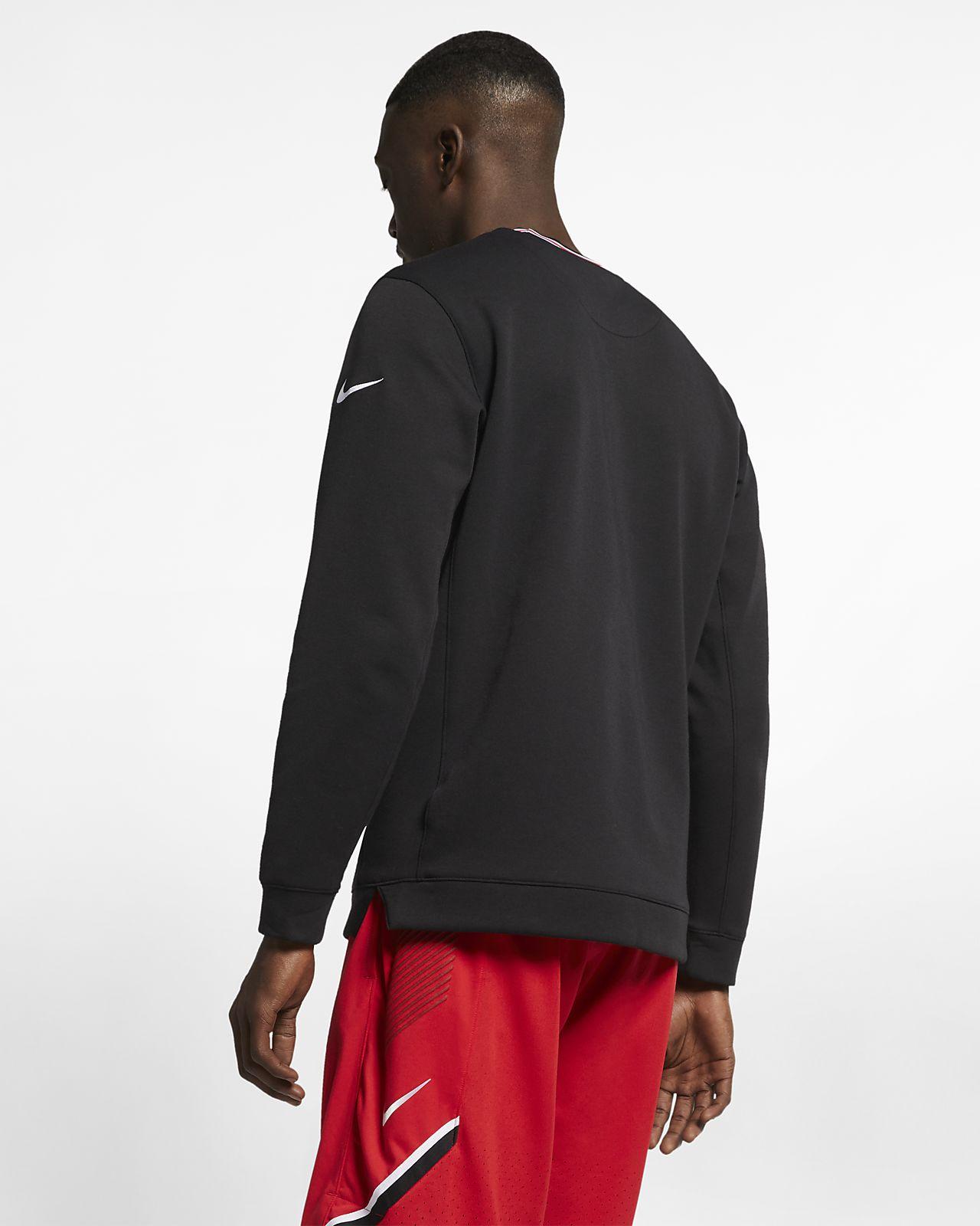 7c0419a61 Nike Dri-FIT Men's Long-Sleeve Basketball Top. Nike.com