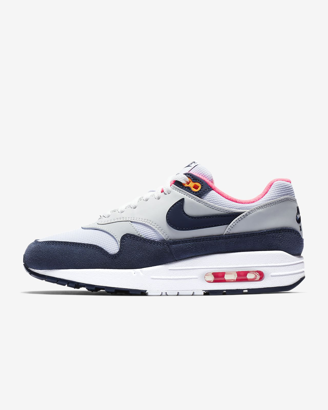 timeless design 3c1ea a372f ... Nike Air Max 1 Premium Womens Shoe