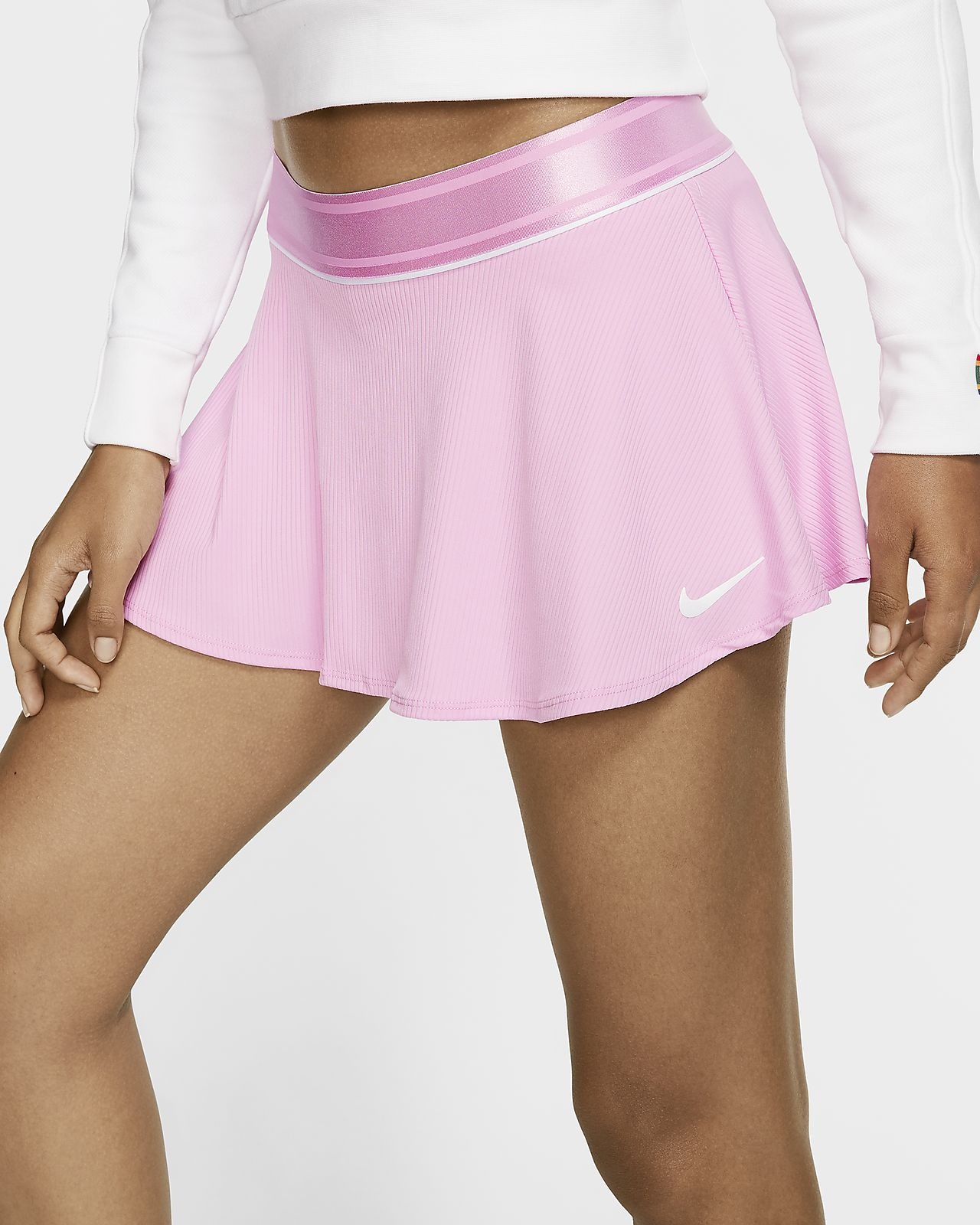 Falda de tenis para niña talla grande NikeCourt
