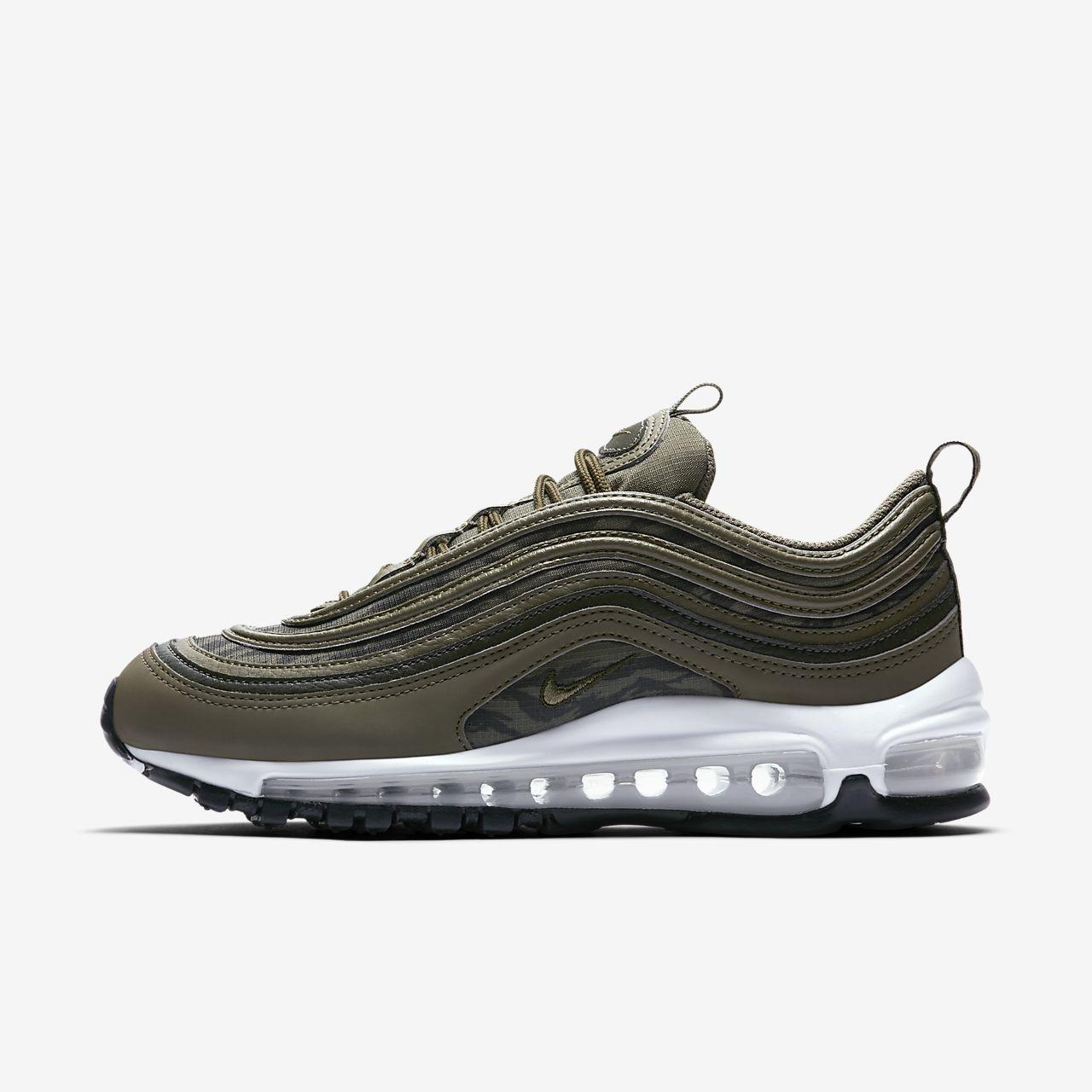 Chaussures Nike Air Max marron garçon