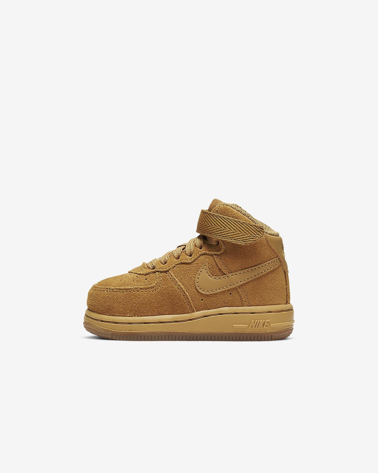 Nike Force 1 Mid LV8 3 Baby and Toddler Shoe