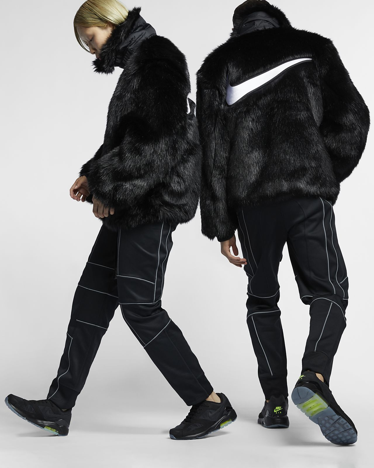 e4549a1abbc2 Nike x Ambush Women's Reversible Faux-Fur Coat. Nike.com PH