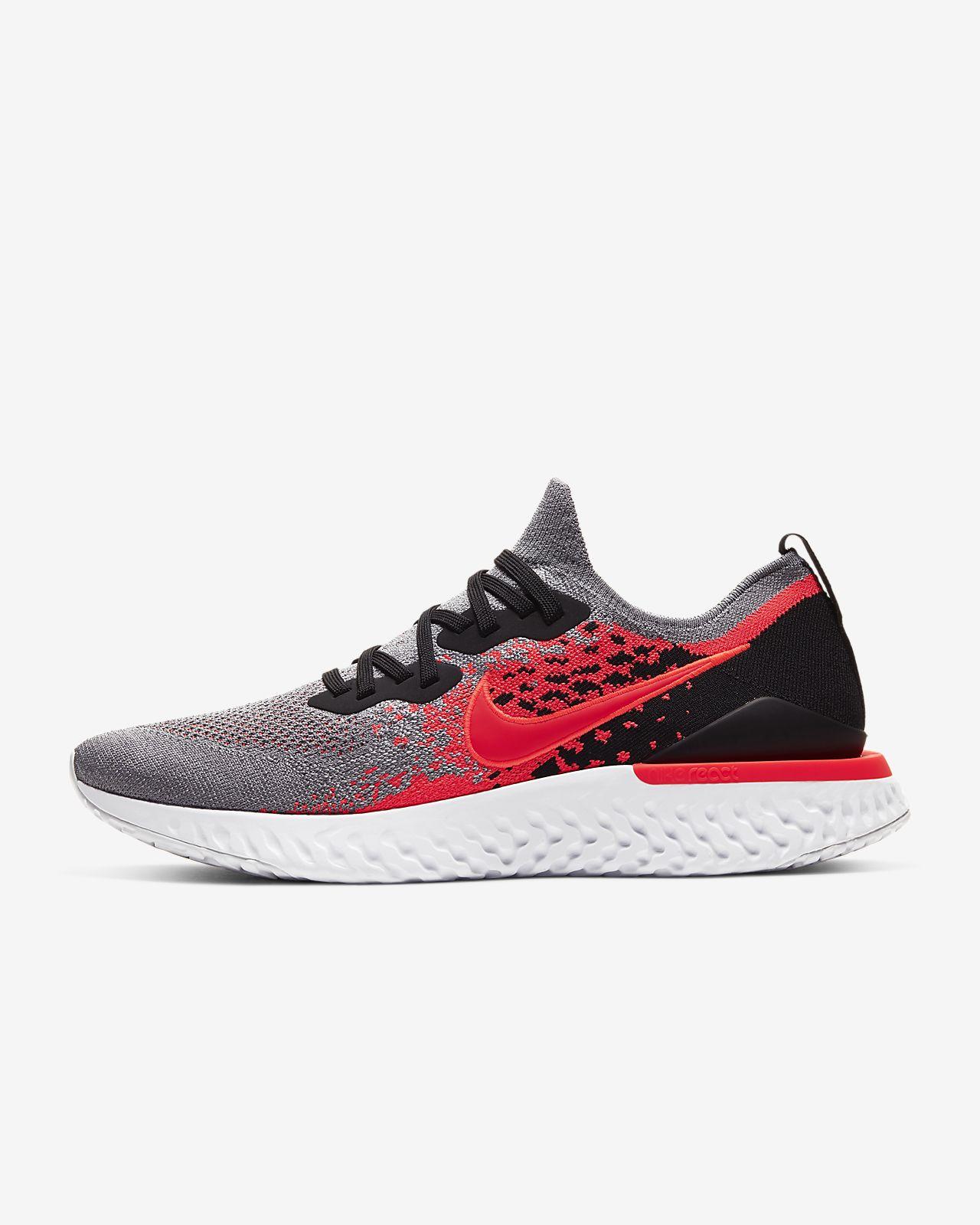 Nike Epic React Flyknit 2 Hardloopschoen voor heren