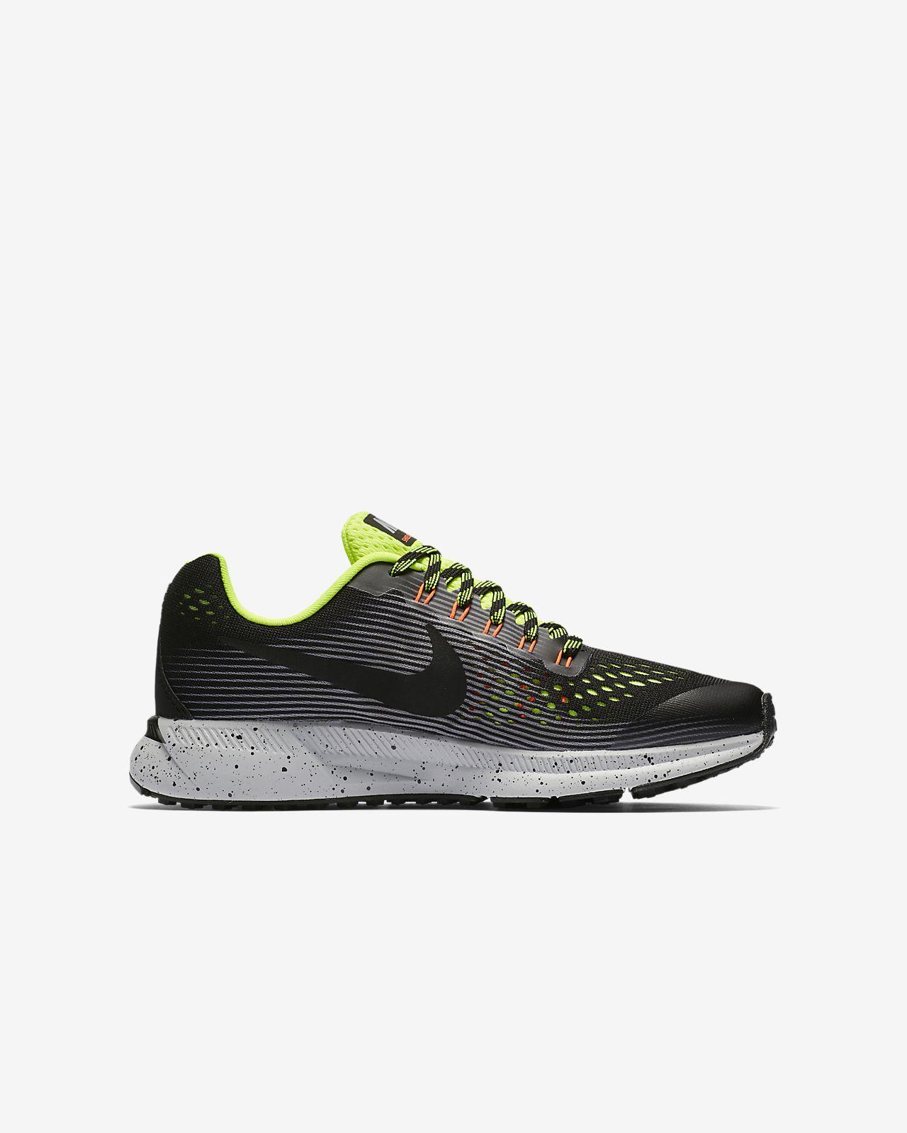 ... Chaussure de running Nike Air Zoom Pegasus 34 Shield pour Enfant plus  âgé