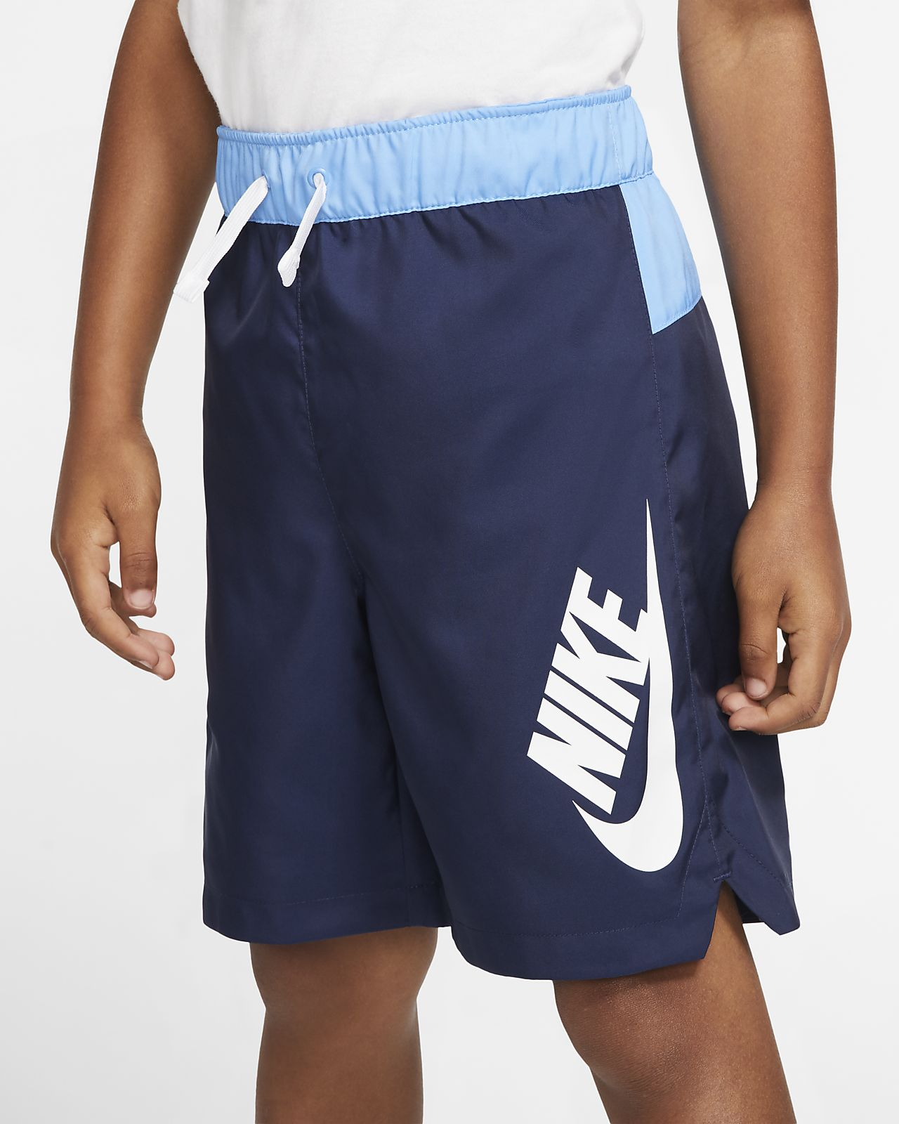 Nike Sportswear Older Kids' (Boys') Woven Shorts