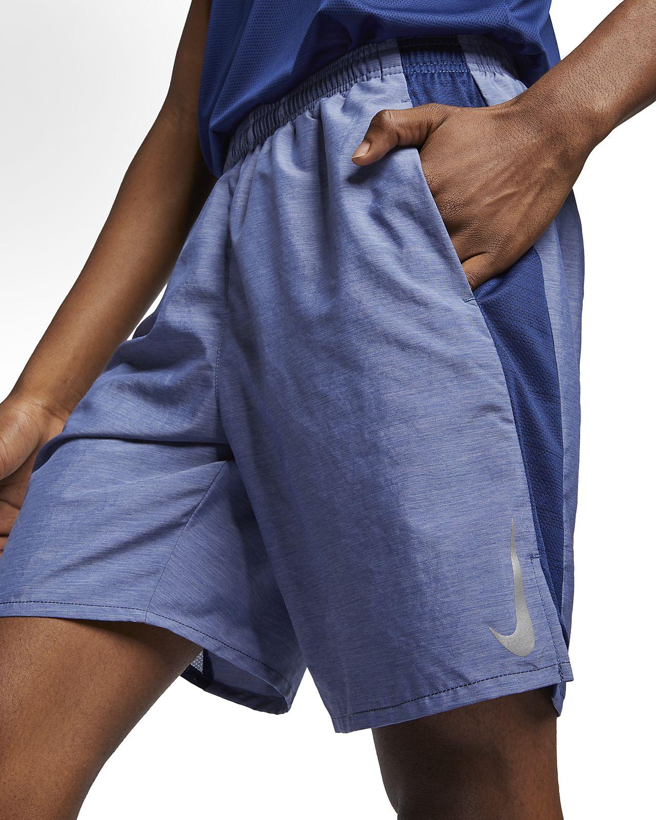 Pour Be De Running Short Challenger Nike Homme qT1IwA
