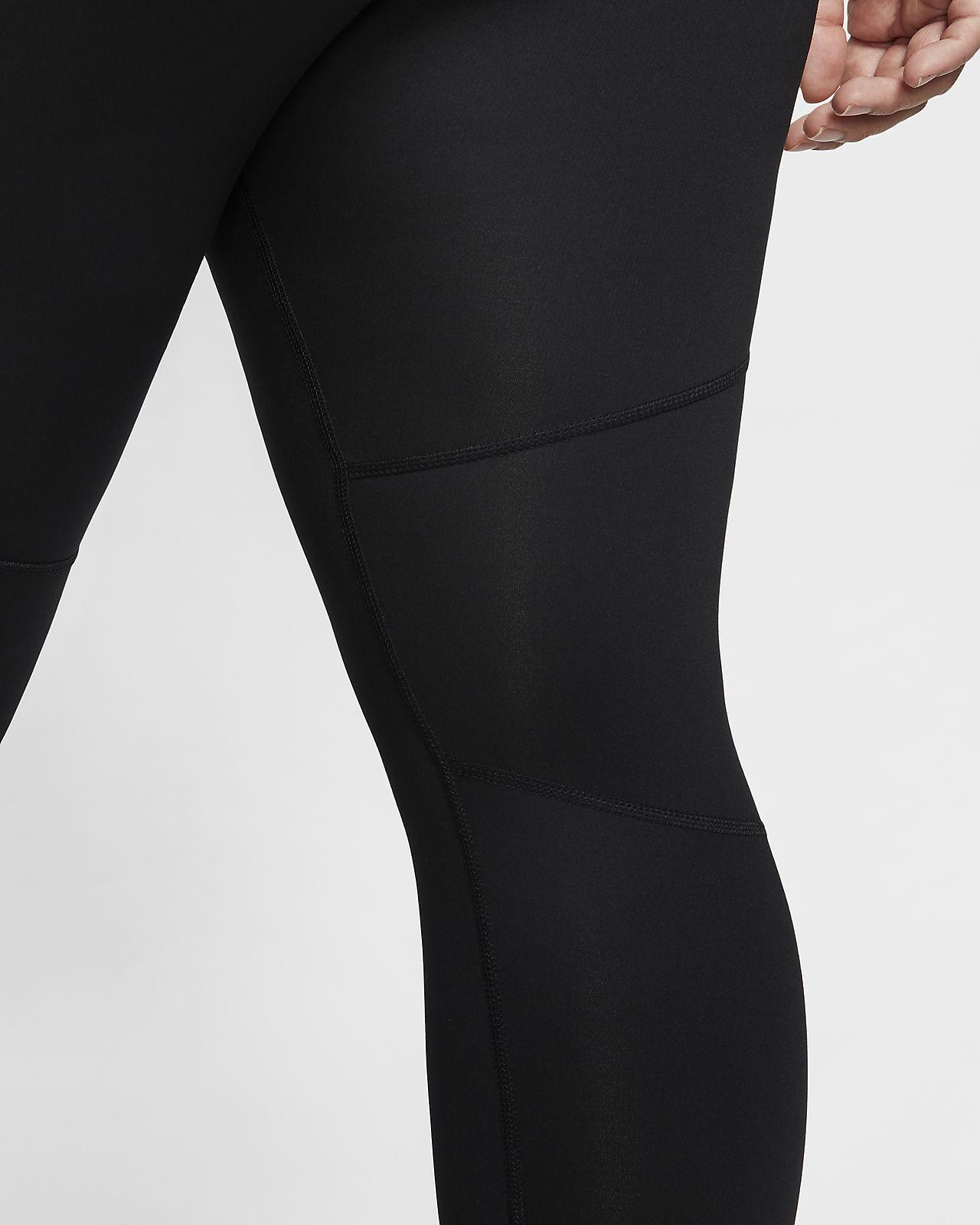 Nike Pro Warm Damen Tights (große Größe)