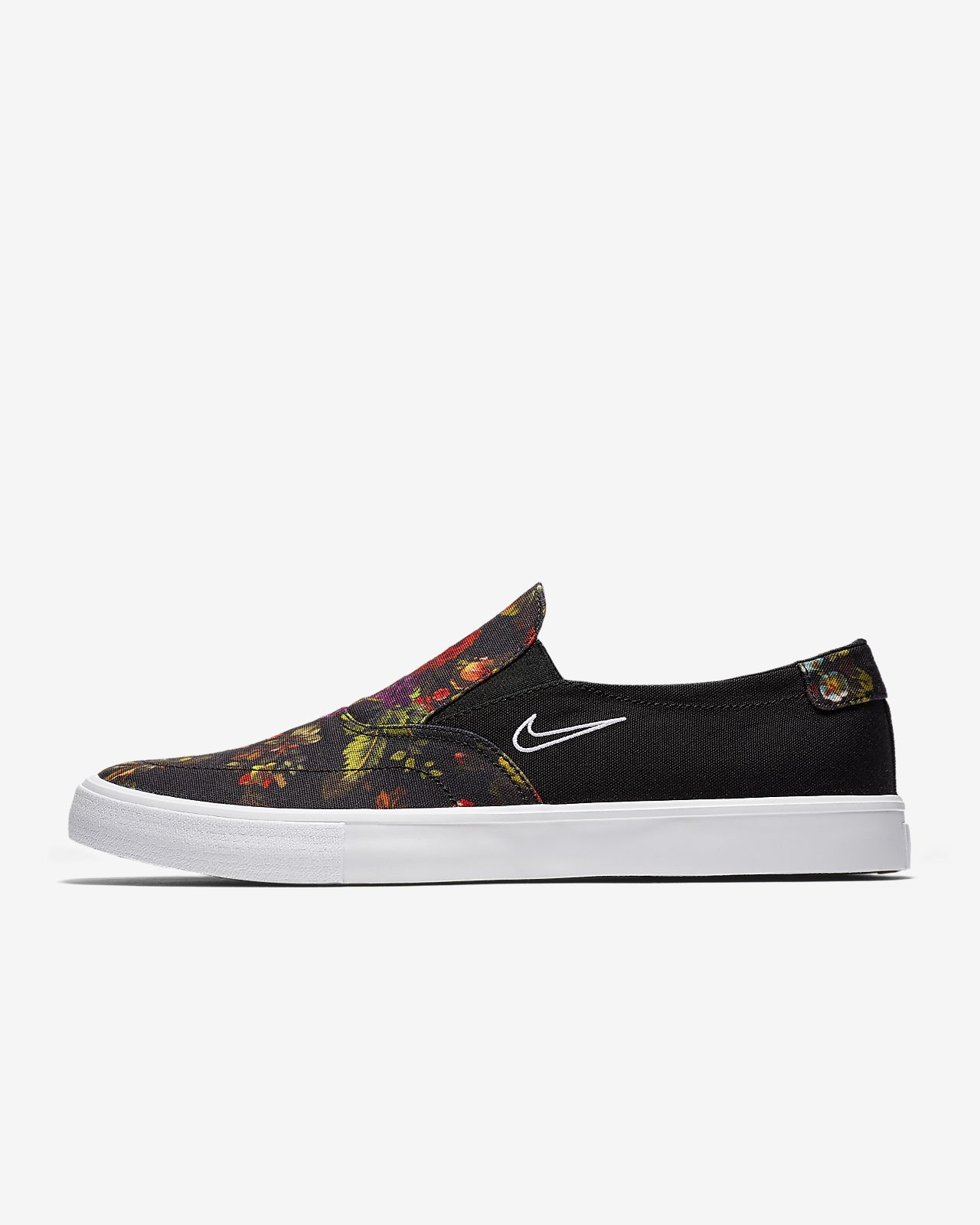 79b03c902a7d ... grey black white medium 8e544 678d3 discount nike sb portmore ii  solarsoft slip on mens skateboarding shoe eb114 7191f ...