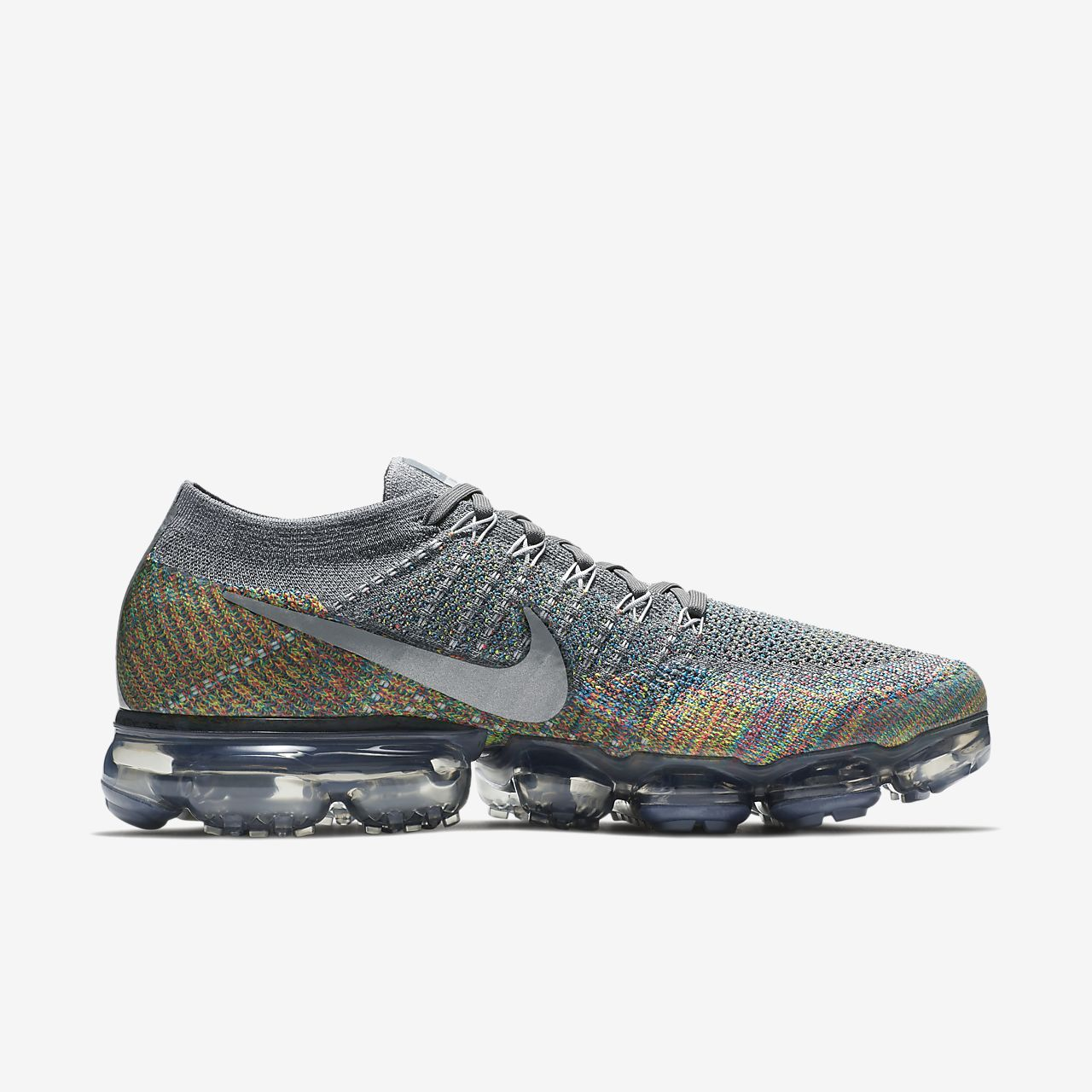 classic fit 8a8fb 438d8 ... Chaussure Nike Air VaporMax Flyknit pour Homme