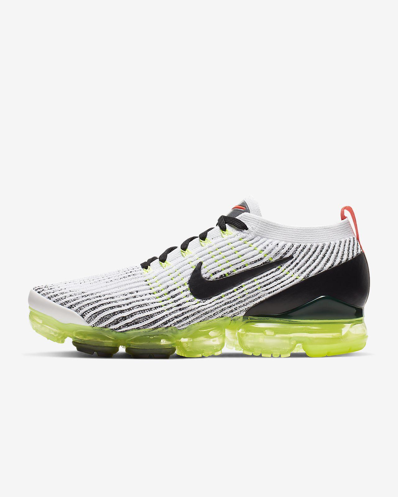 Nike Air VaporMax Flyknit 3 Erkek Ayakkabısı