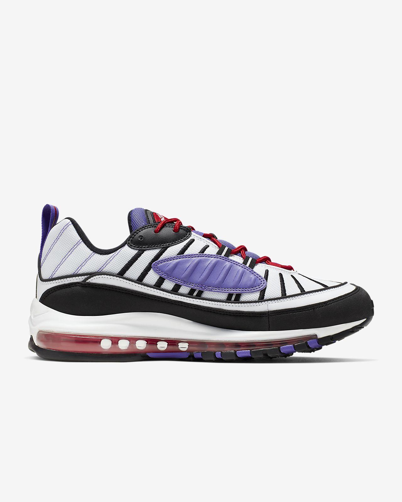 Nike Air Max 98 Herren Schuhe Bestellen, Nike Schuhe Herren