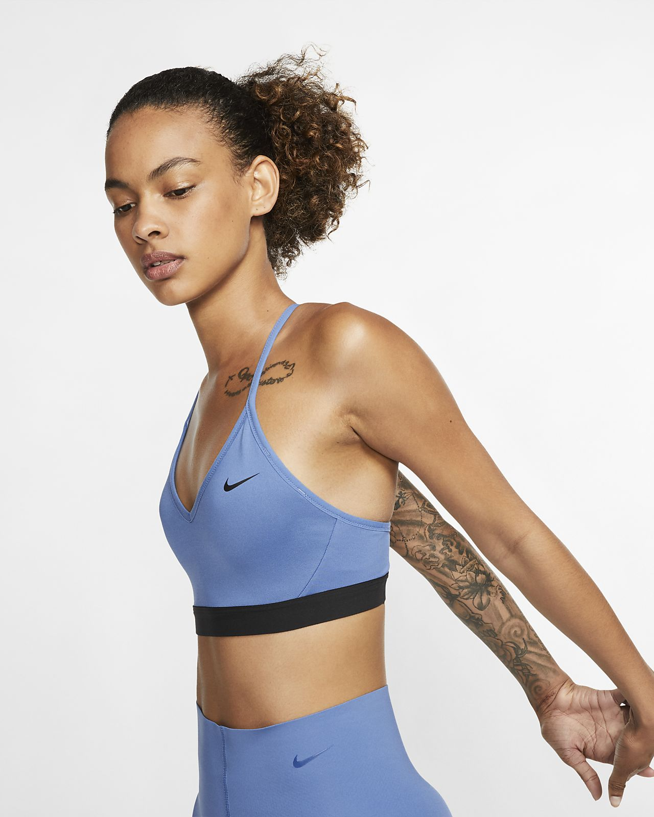 d8ceeb6339e Nike Indy Women s Light-Support Sports Bra. Nike.com