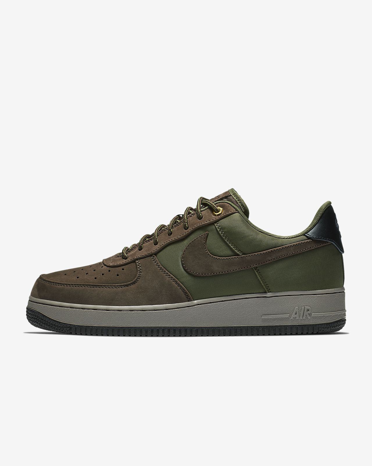 nike air force 1 '07 low camo herenschoen