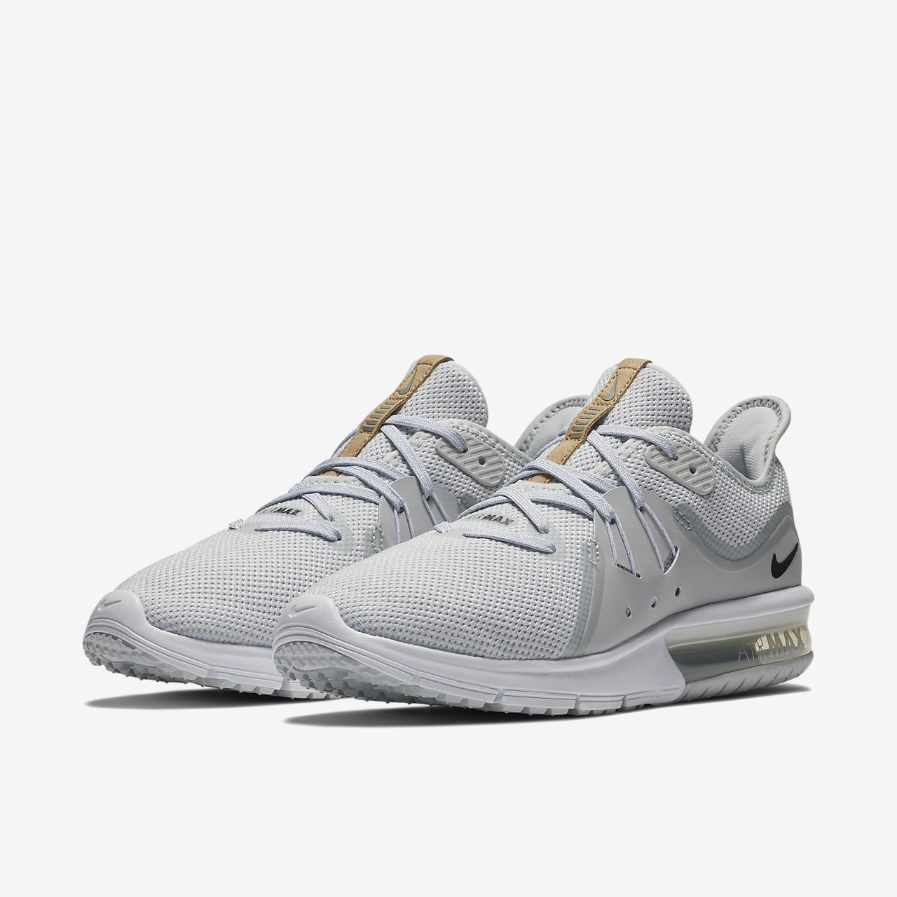 best loved 6fa2d 96c2c ... Nike Air Max Sequent 3 Womens Shoe
