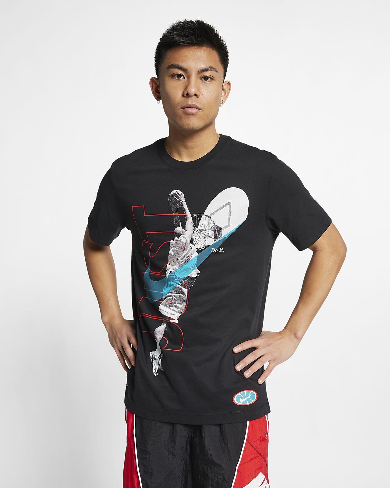 5554c66ae68 Nike Dri-FIT Men s Basketball T-Shirt. Nike.com