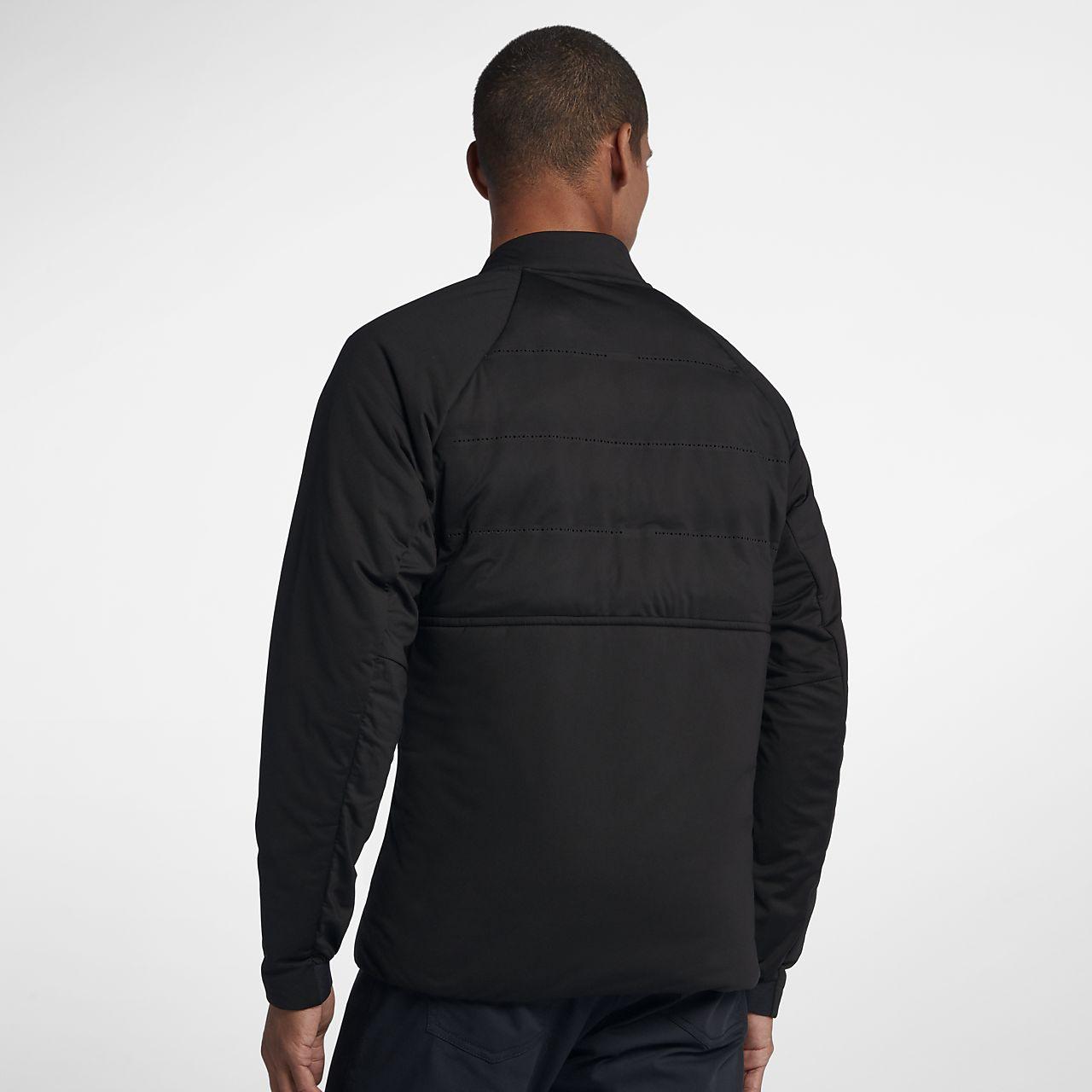 finest selection 7a515 c93e1 ... Nike AeroLoft Men s Golf Jacket