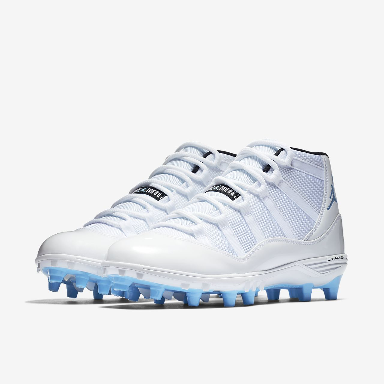 finest selection 5c346 a27c3 ... Jordan XI Retro TD Men s Football Cleat