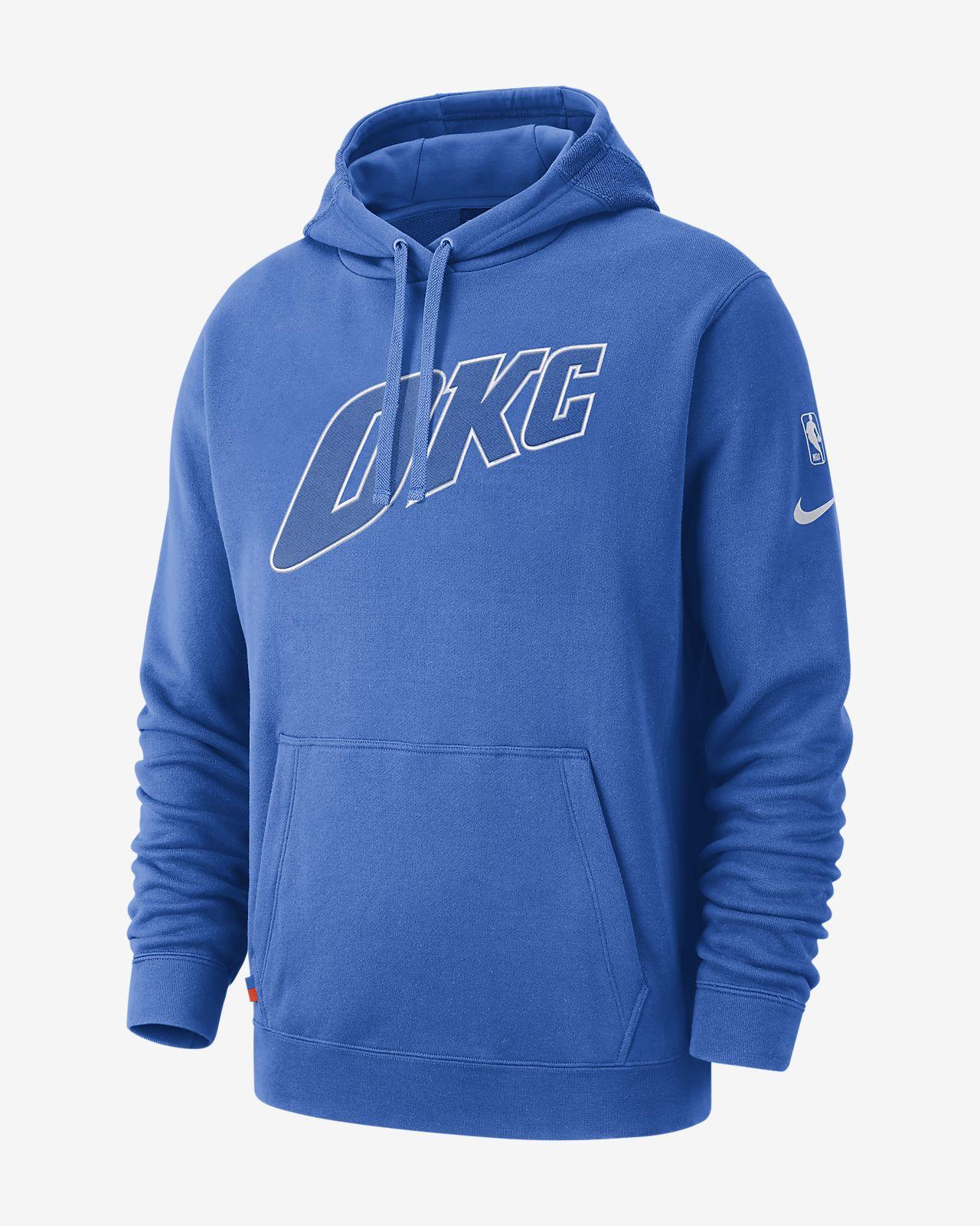 Oklahoma City Thunder Nike Men s NBA Hoodie. Nike.com 48310a166