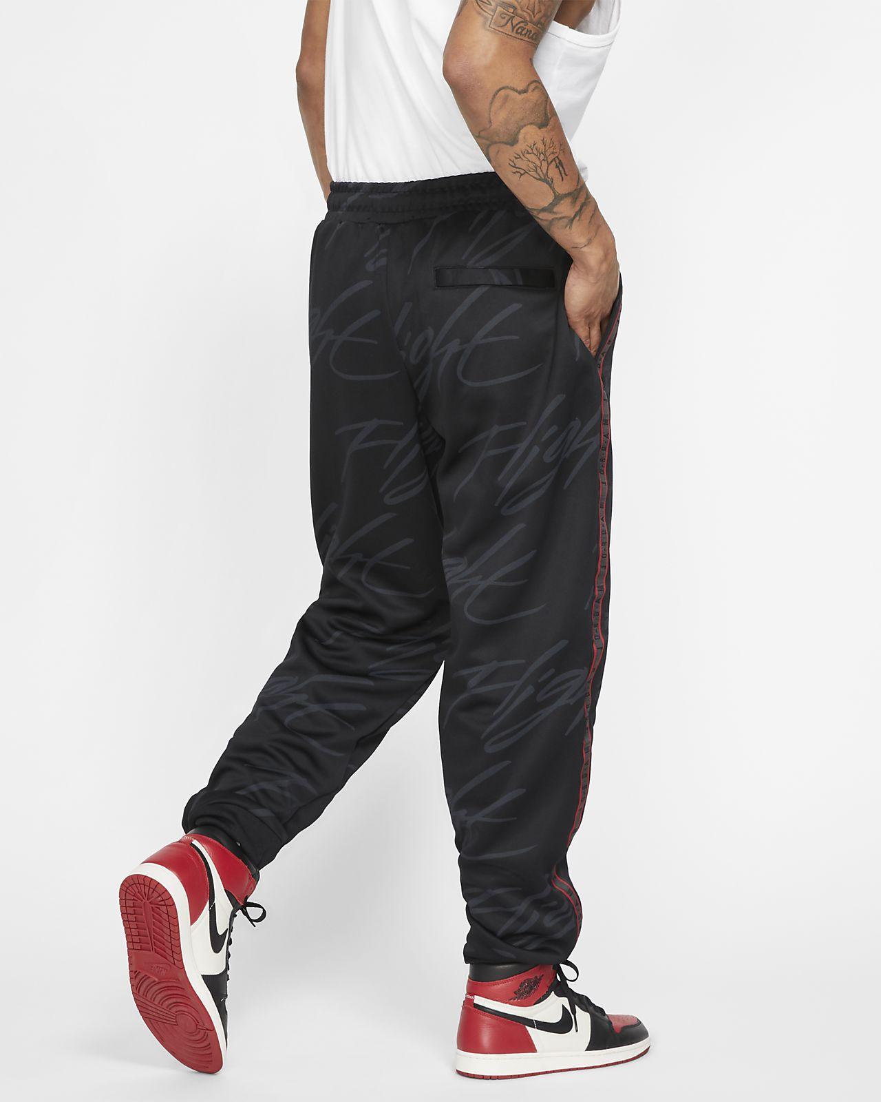 Cl Tricot Hombre Pantalones Jumpman Jordan Estampados Para fpxOgA1