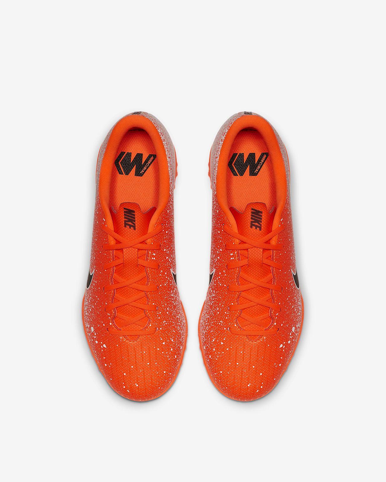 Scarpa da calcio per erba sintetica Nike Jr. Vapor 12 Academy TF BambiniRagazzi