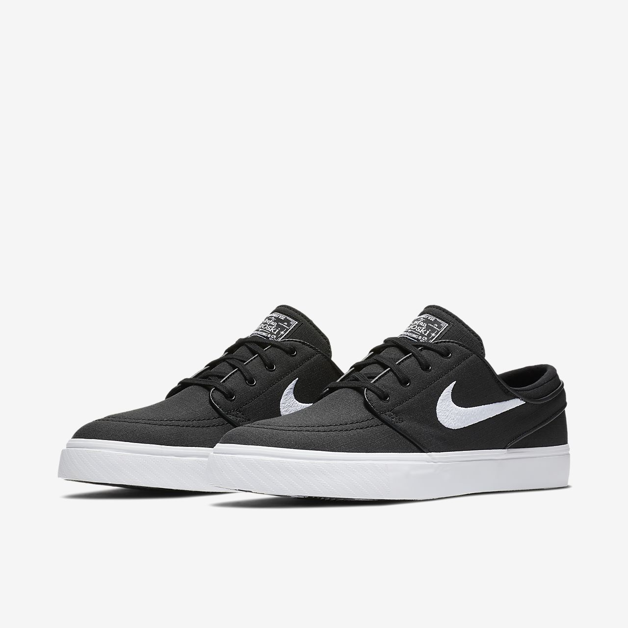 nike sb zoom stefan janoski canvas men 39 s skateboarding shoe. Black Bedroom Furniture Sets. Home Design Ideas