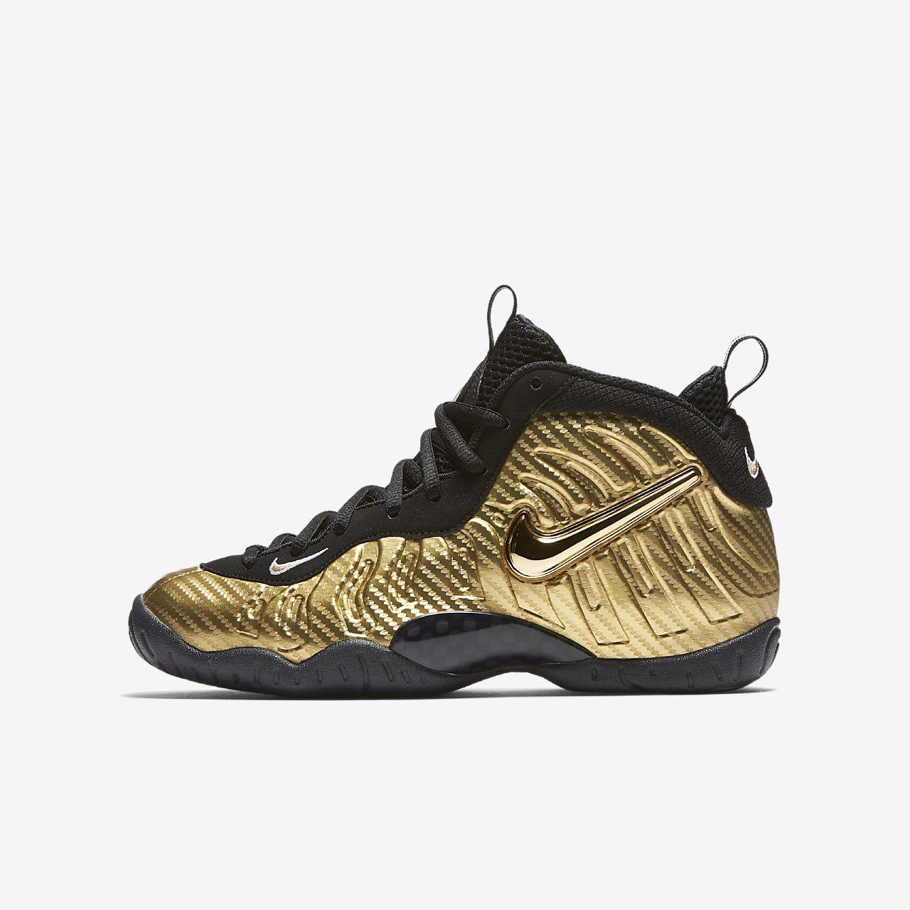 ... Nike Little Posite Pro Big Kids\u0027 Shoe