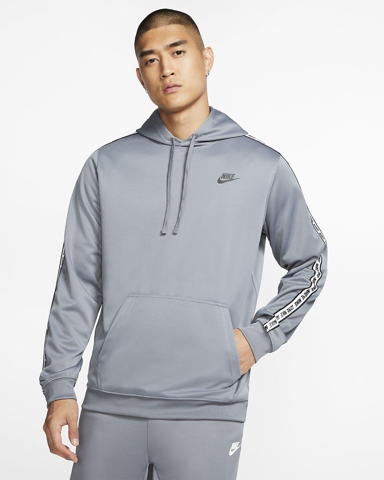 Ανδρική μπλούζα με κουκούλα Nike Sportswear