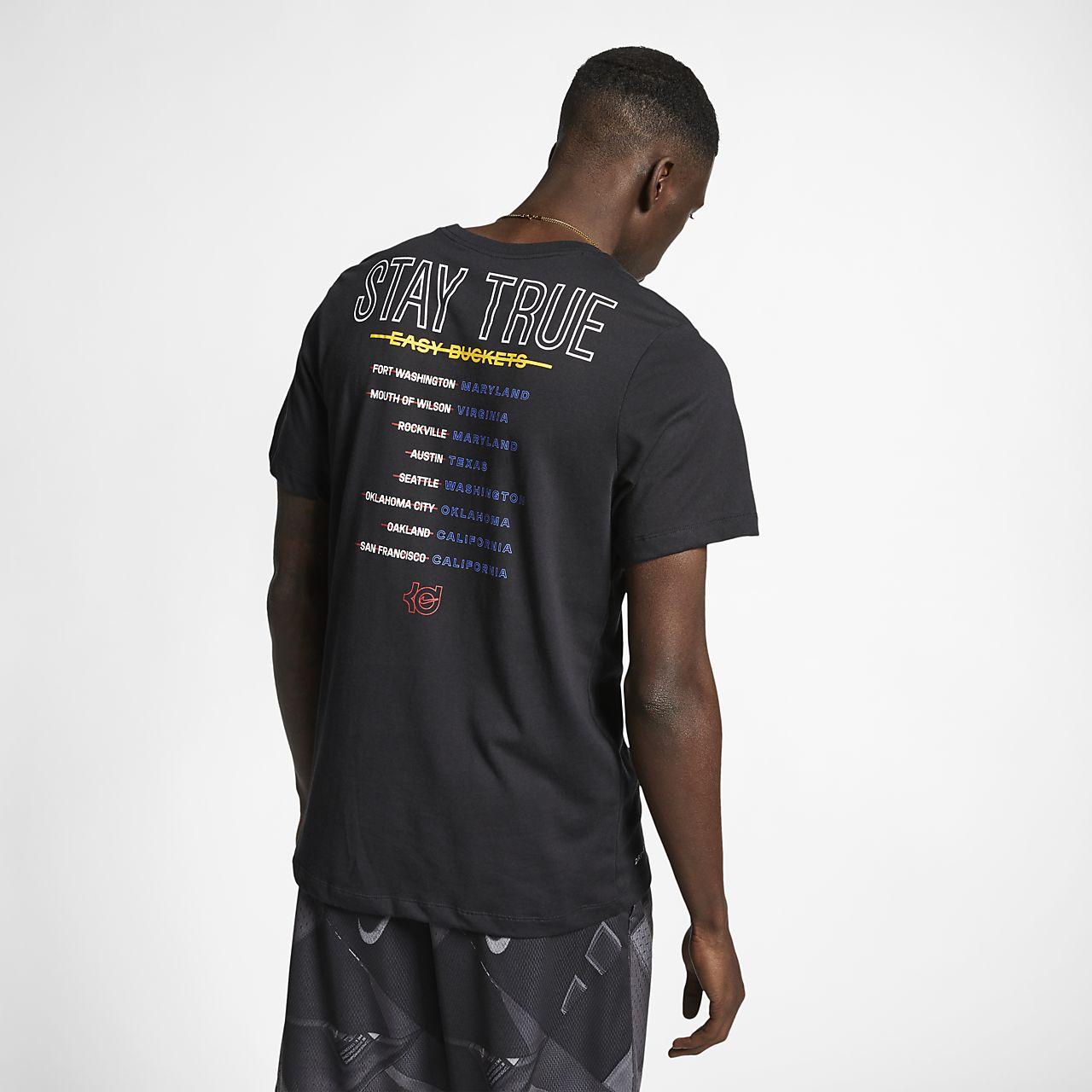 28e10ddd8766 ... KD Nike Dri-FIT Men s Basketball T-Shirt