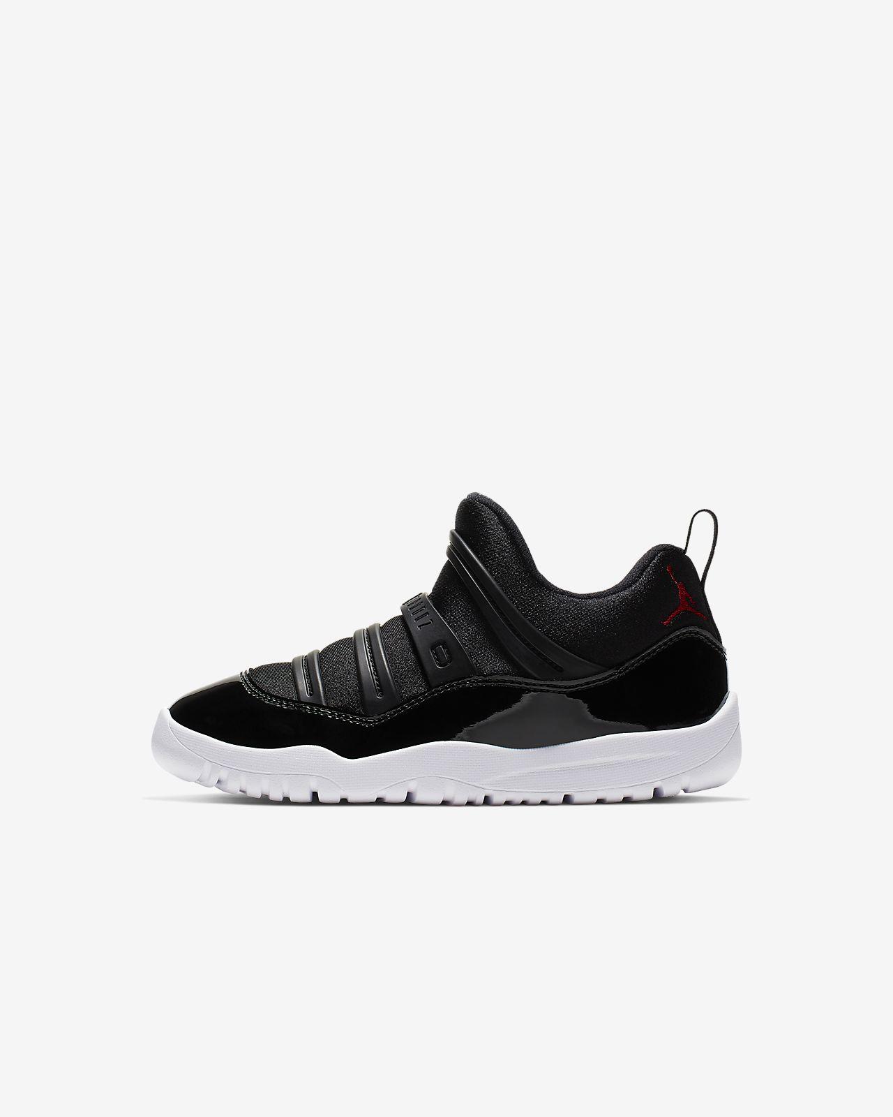 20241eee53b5ba Jordan 11 Retro Little Flex Little Kids  Shoe. Nike.com