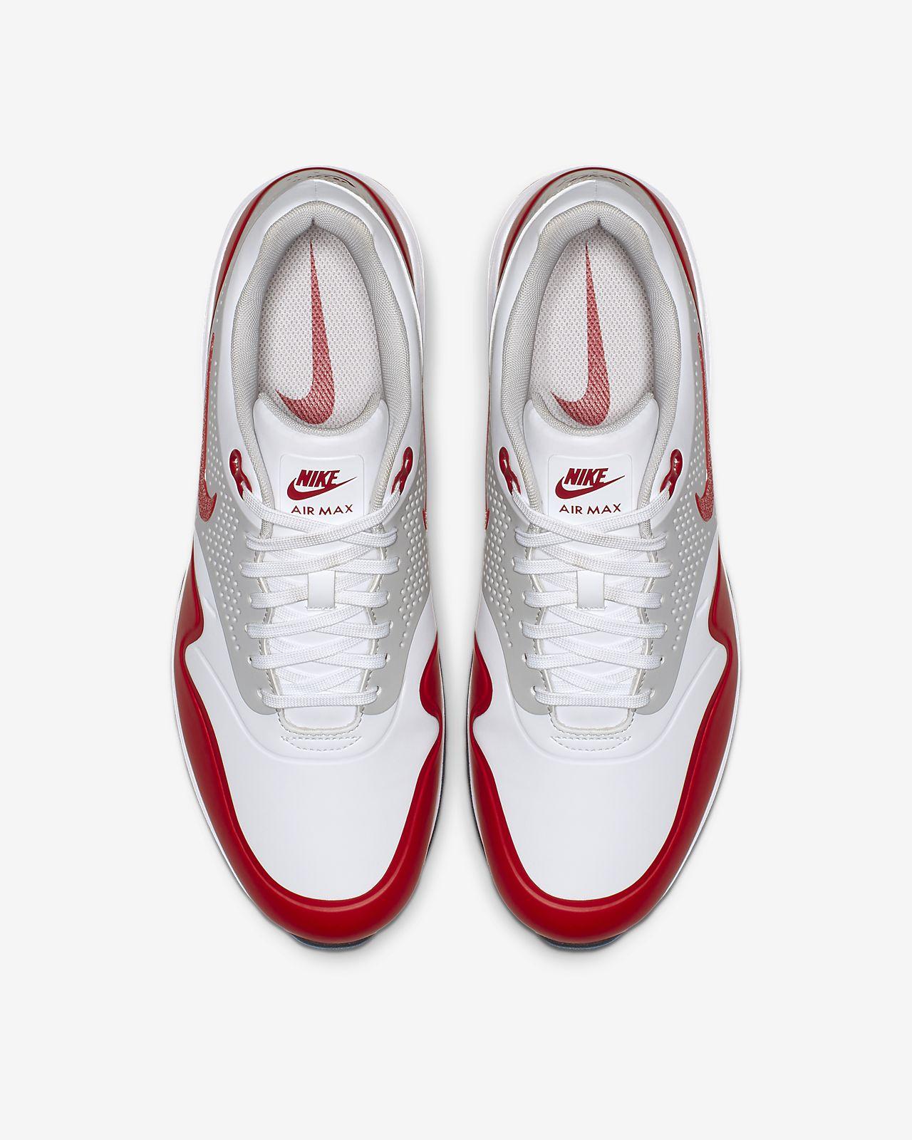 promo code bac0c 73e48 ... Nike Air Max 1 G Men s Golf Shoe