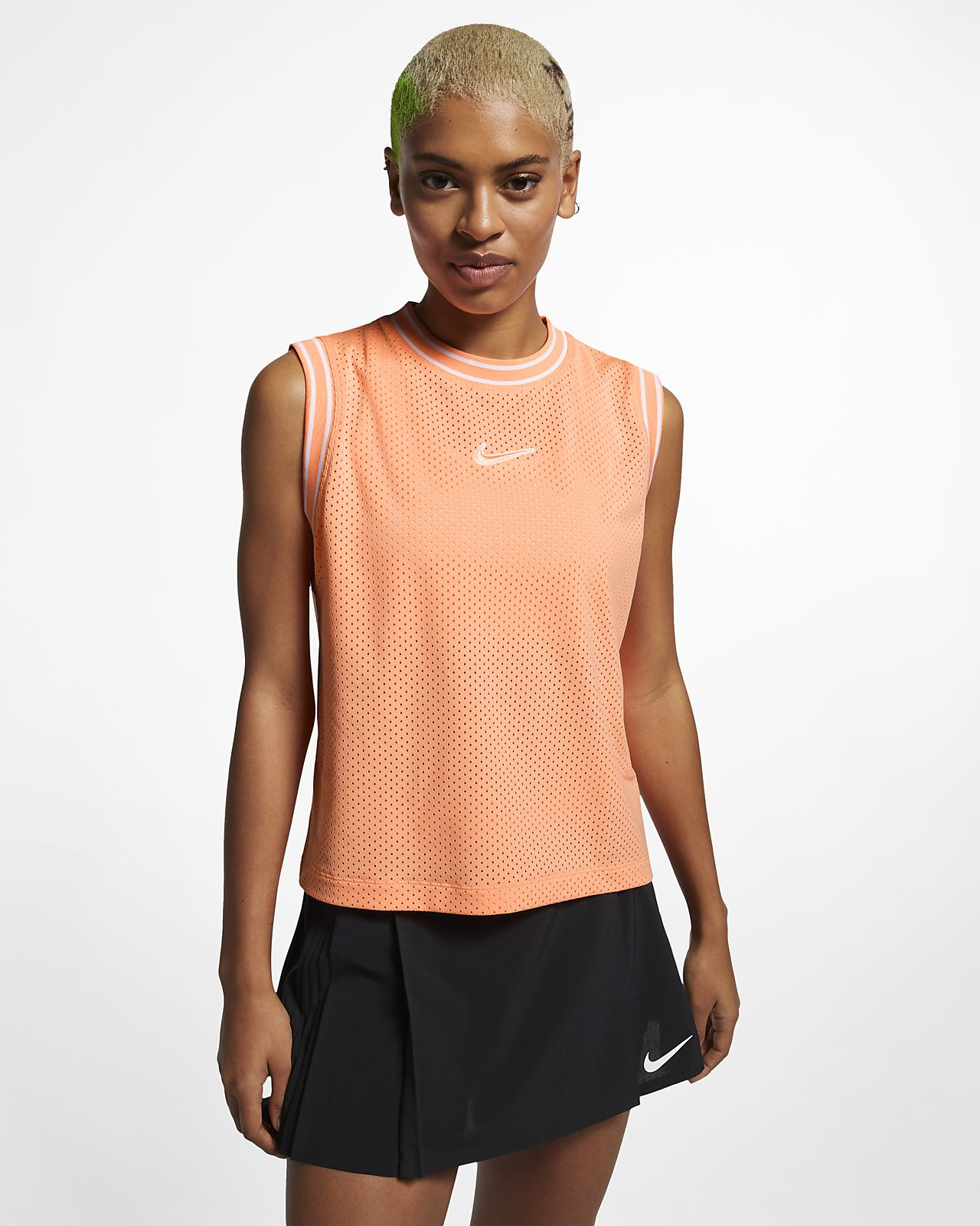 NikeCourt tennissinglet til dame