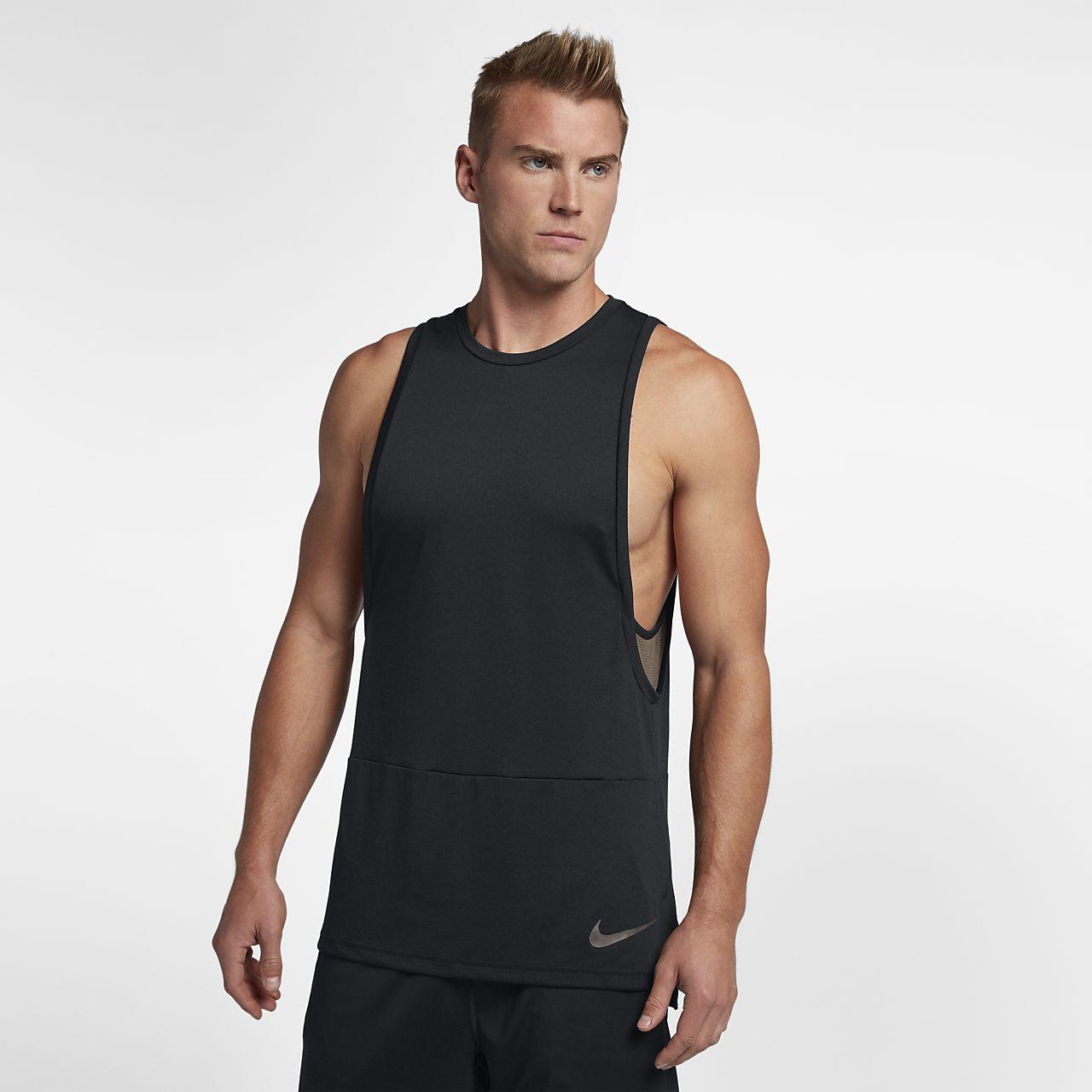 Nike Dry Muscle Men\'s Training Tank. Nike.com