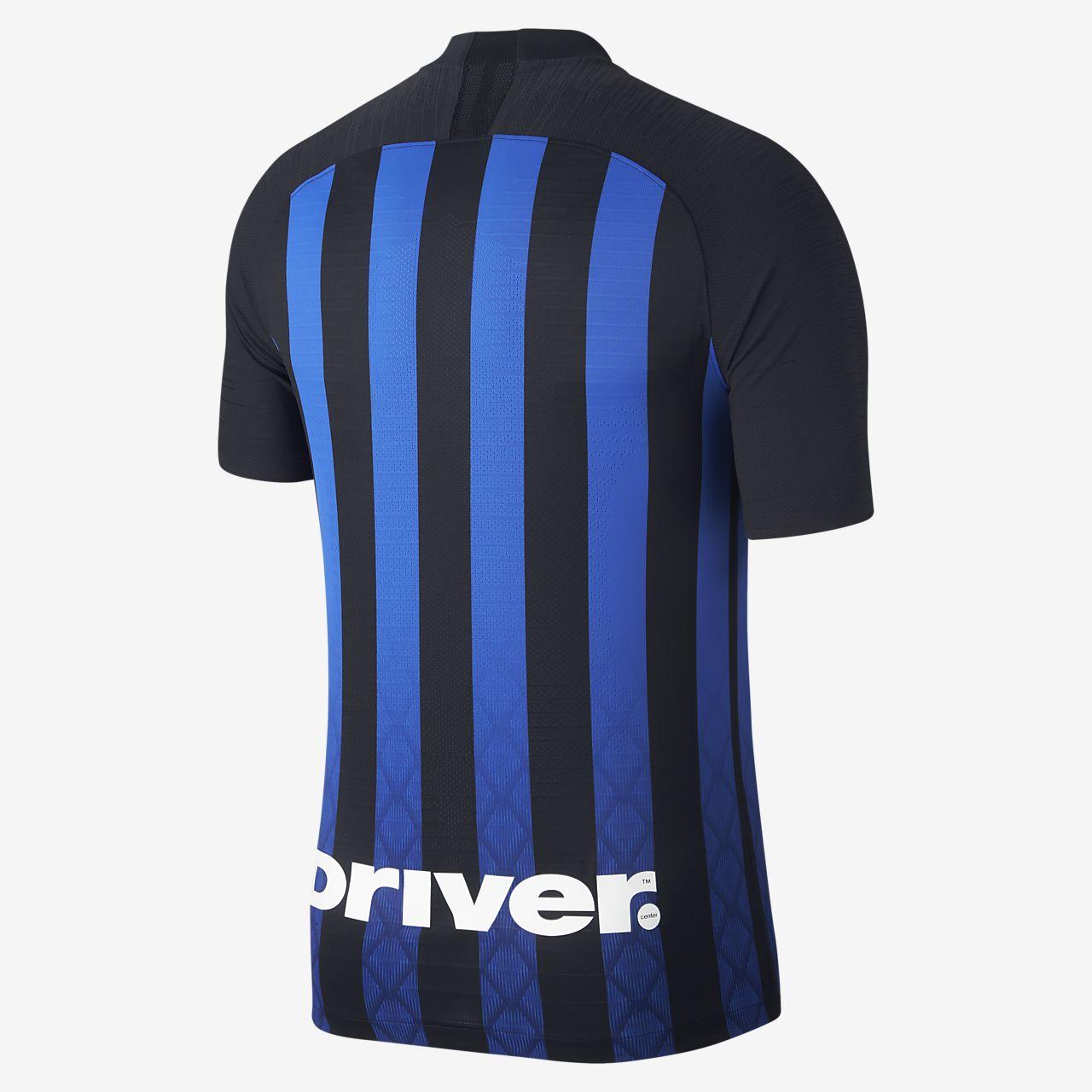 Maglia da calcio 2018 19 Inter Vapor Match Home - Uomo. Nike.com IT 48df6d80609