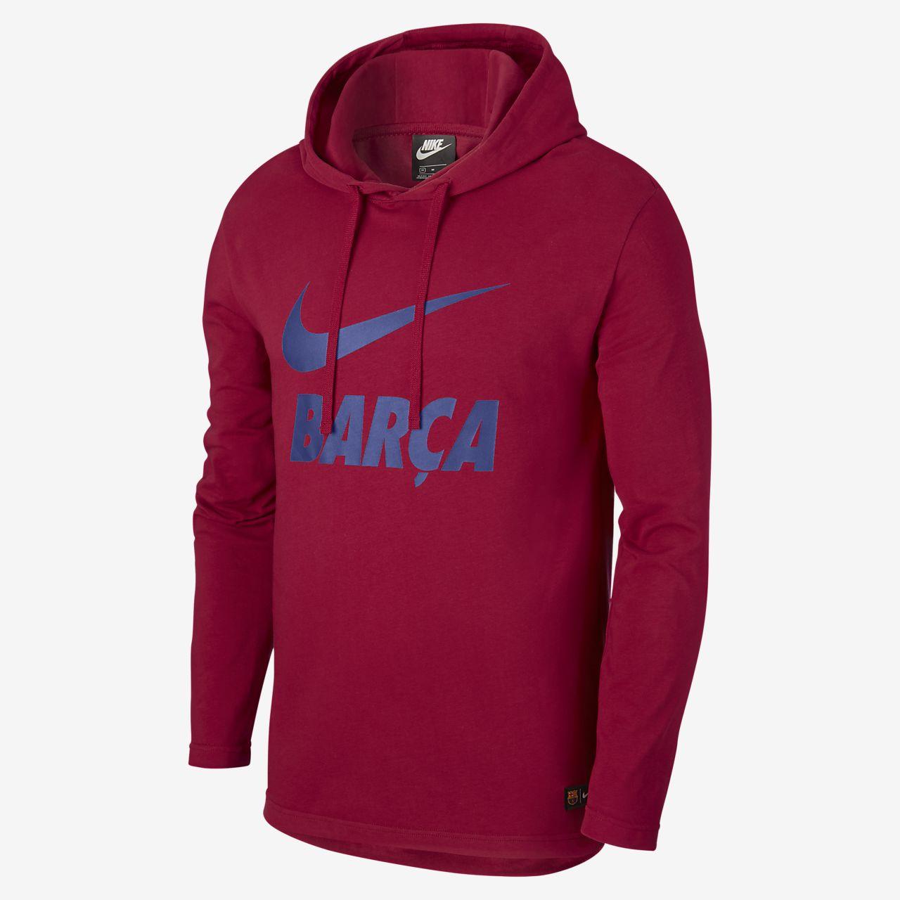 FC Barcelona Sudadera con capucha - Hombre. Nike.com ES 2595047993f