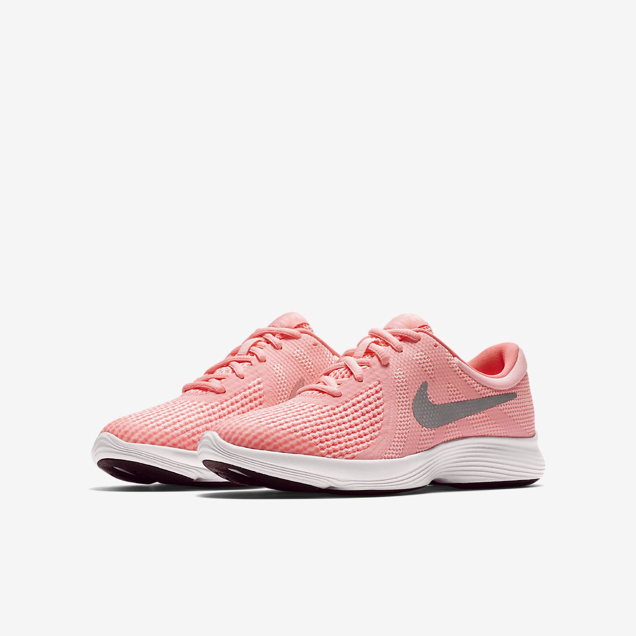 Nike Revolution 4 Big Laufschuh für ältere Kinder - Silver Fez57tVkg