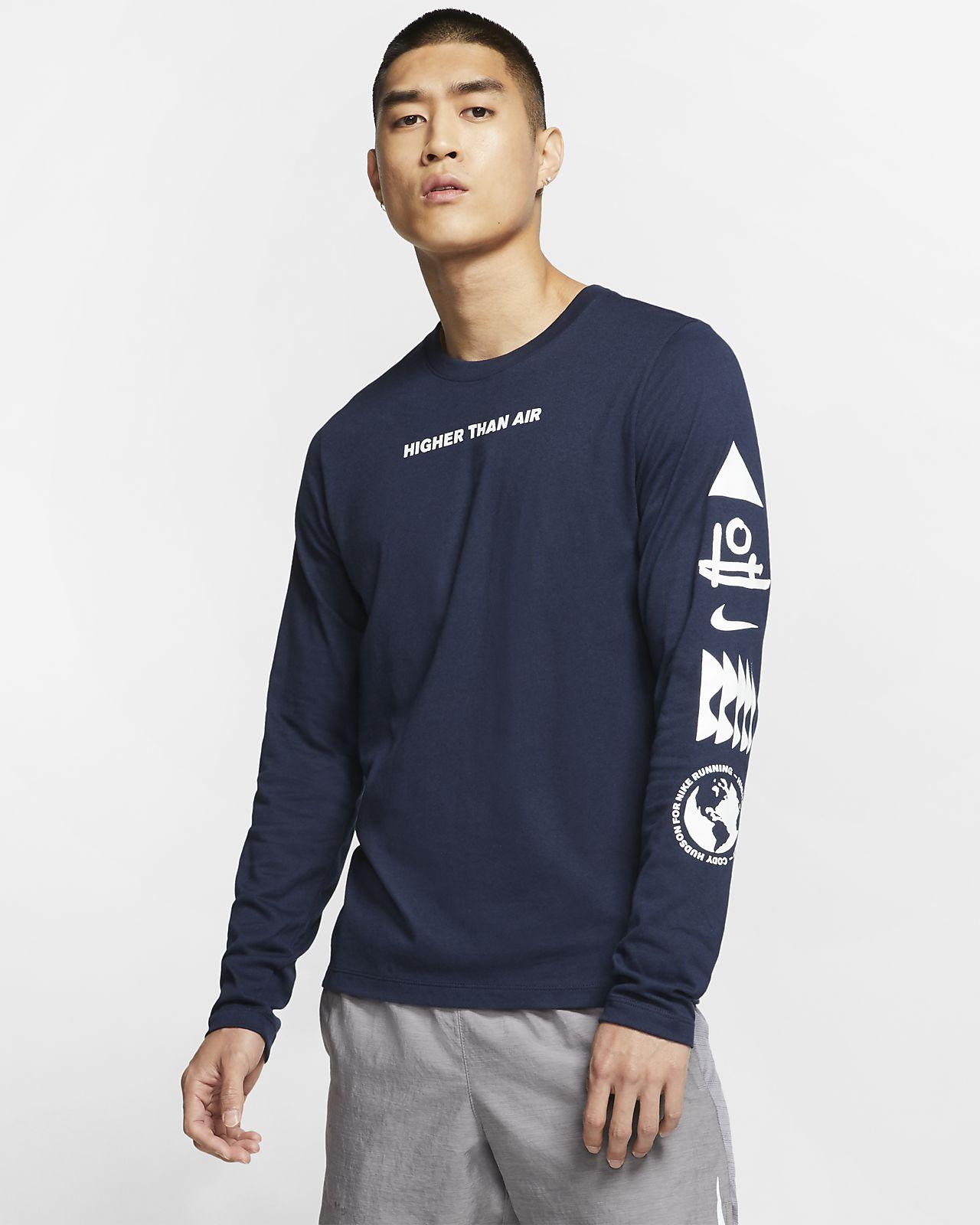 Löpar-t-shirt Nike Dri-FIT för män
