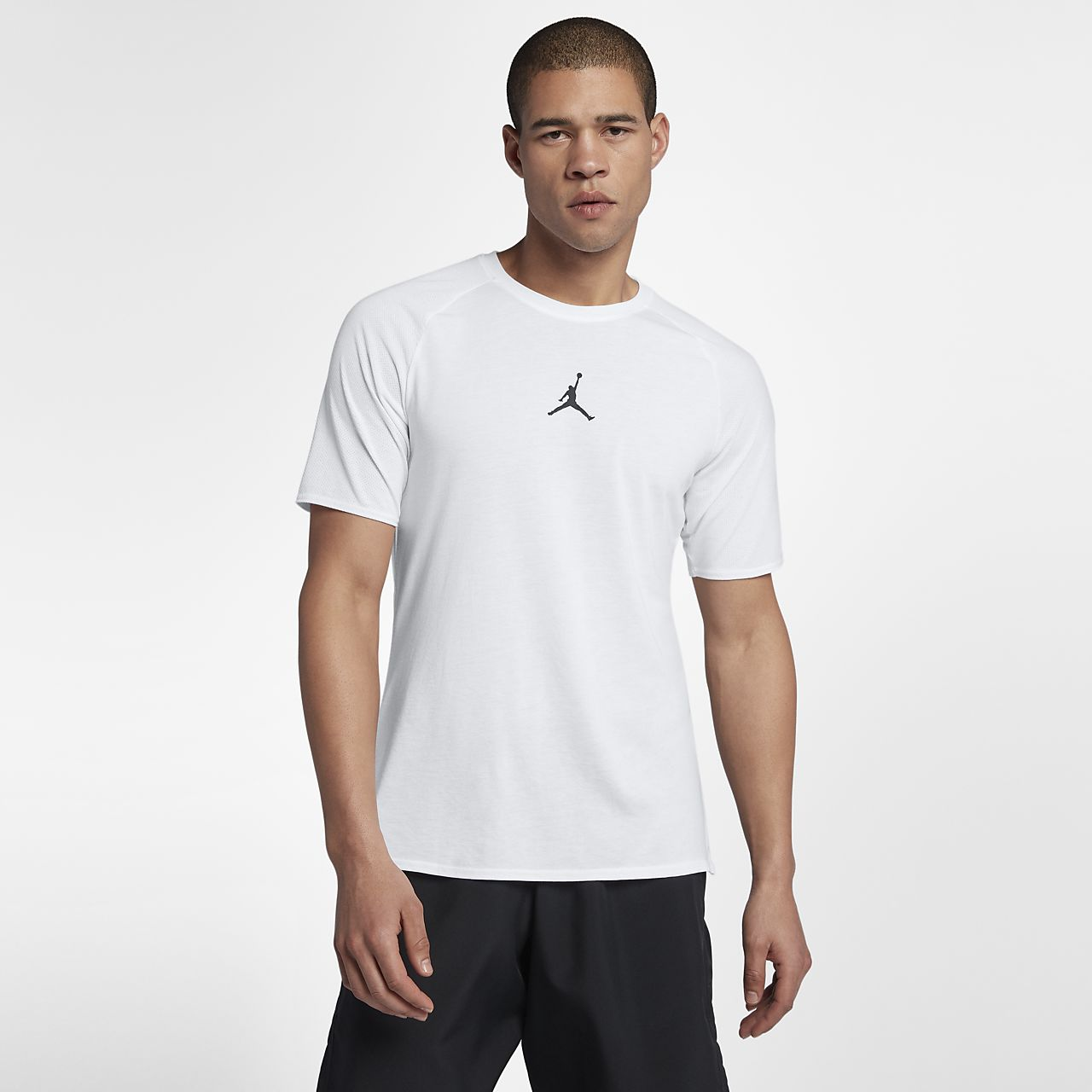 a2d3168051fb48 Jordan 23 Alpha Men s Short-Sleeve Training Top. Nike.com NO